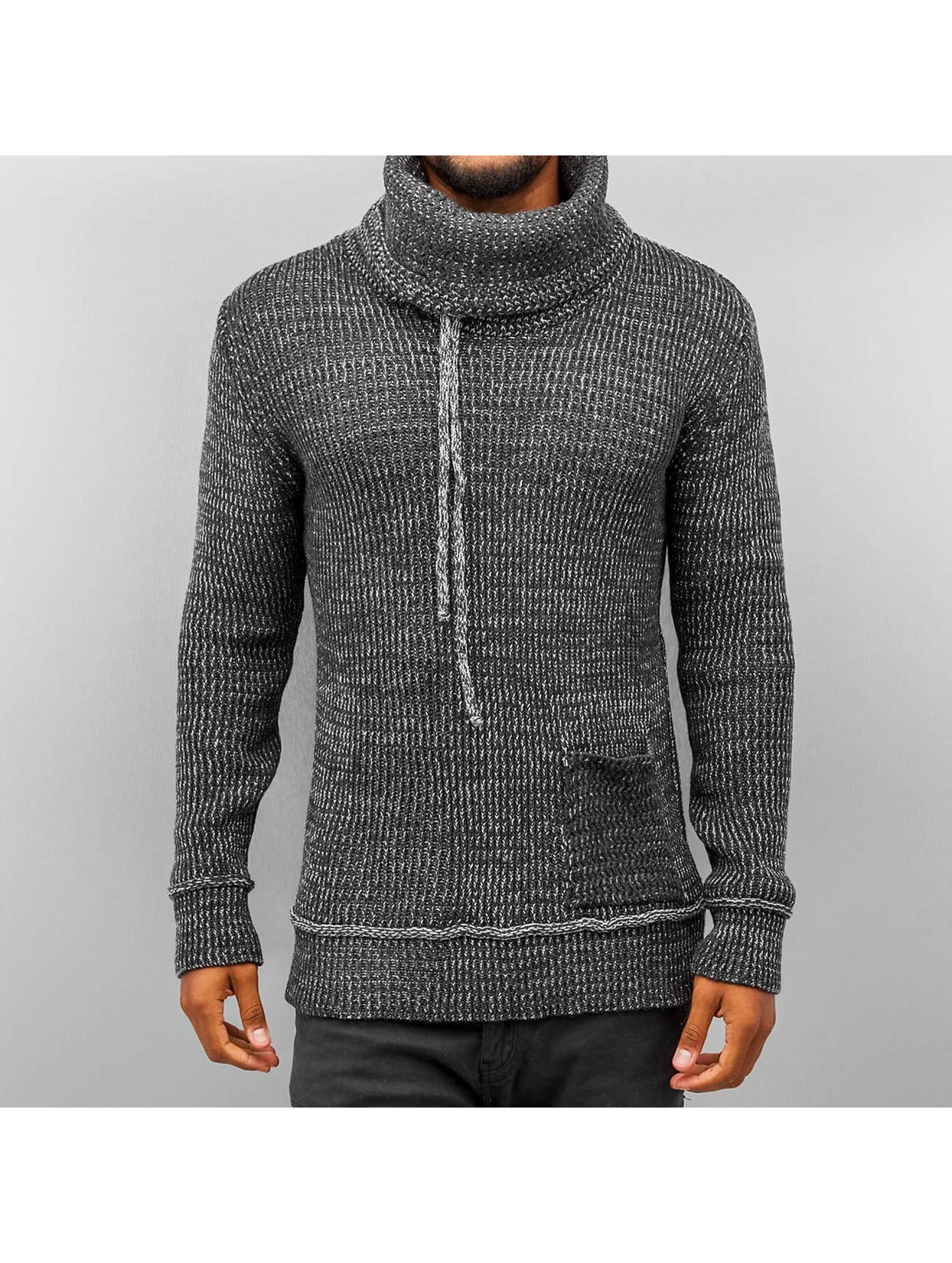 Just Rhyse Sweat & Pull Knit gris