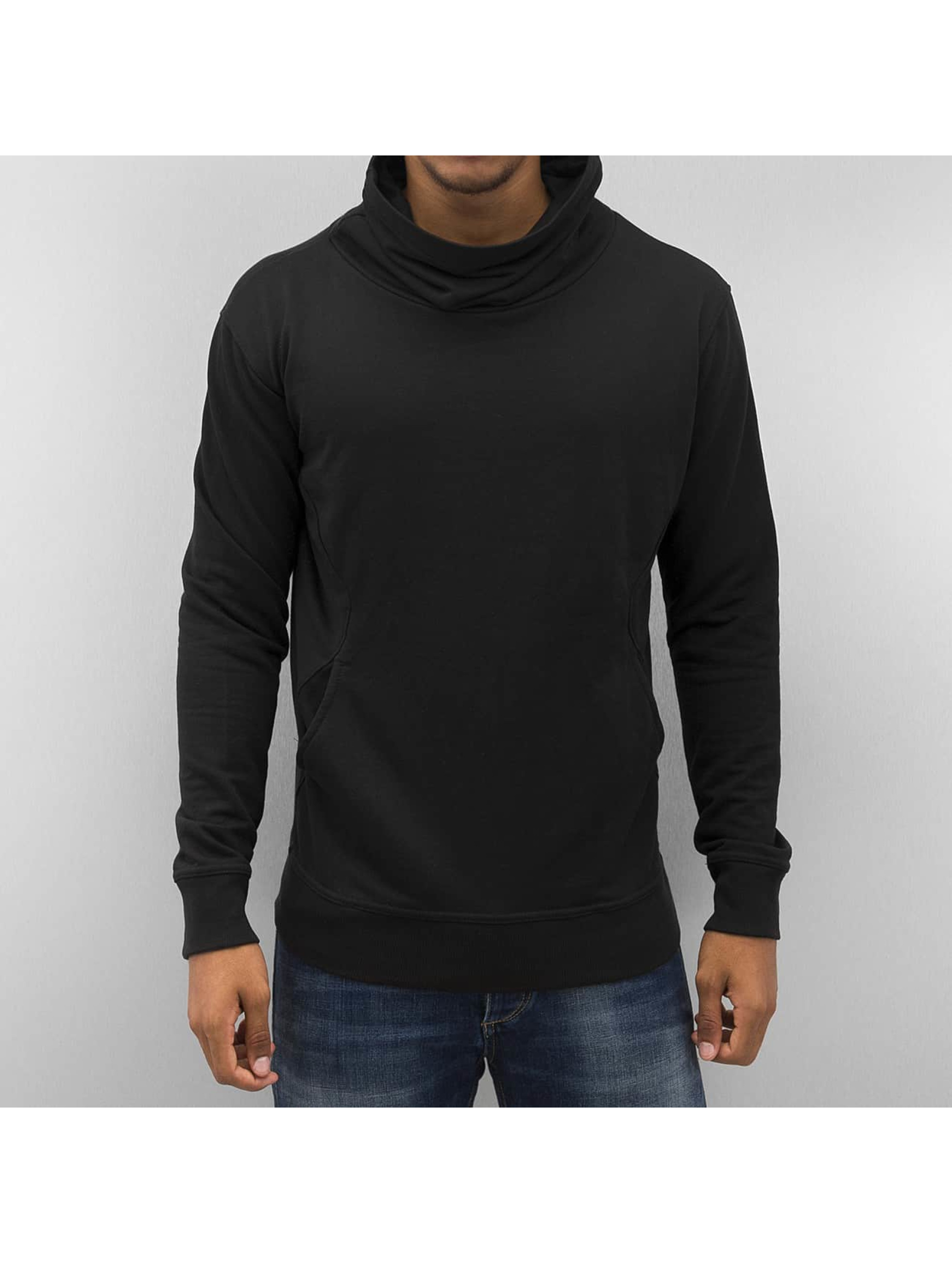 Just Rhyse Sweat & Pull Turtleneck noir