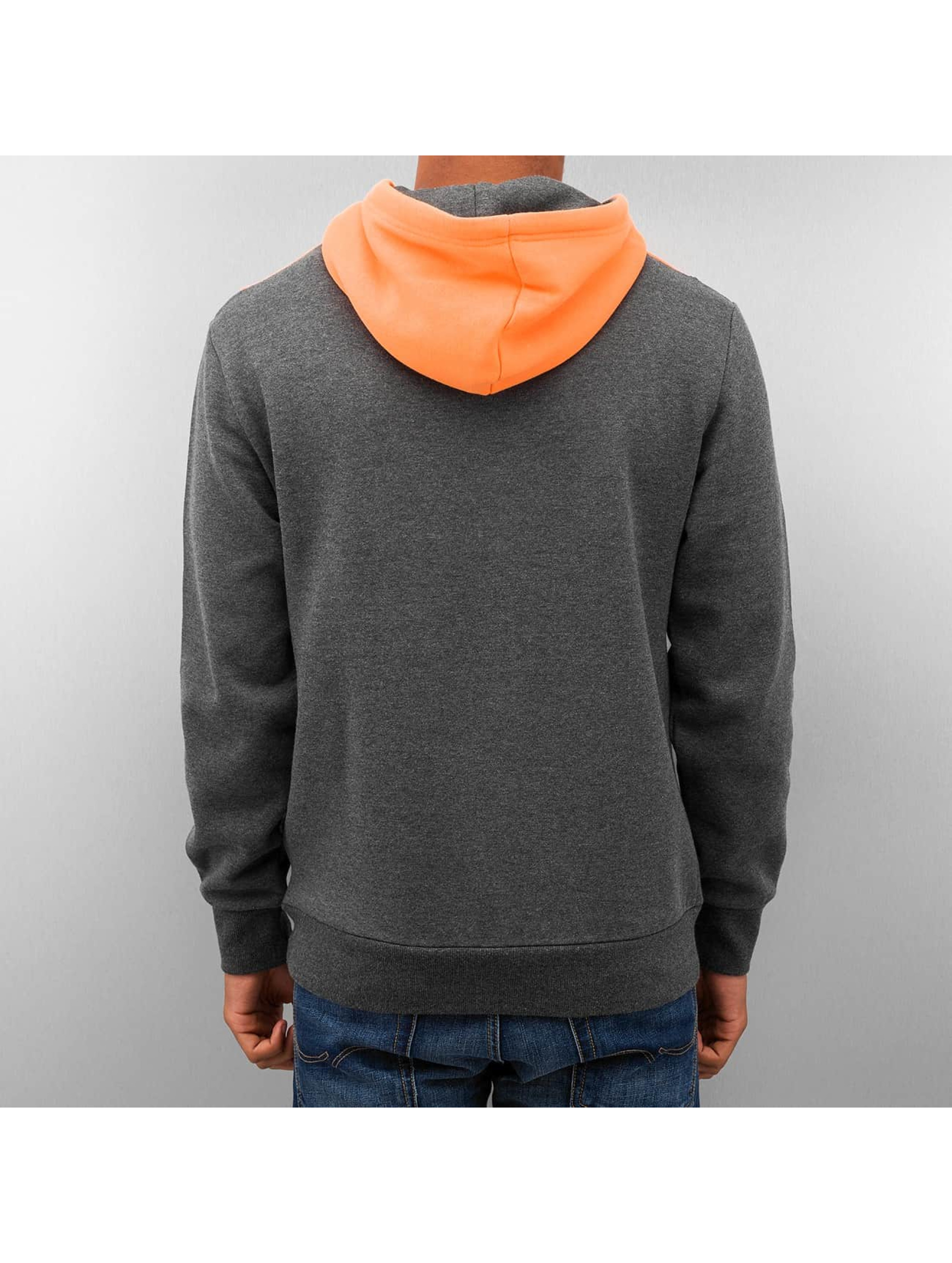 Just Rhyse Sweat capuche Triangle gris