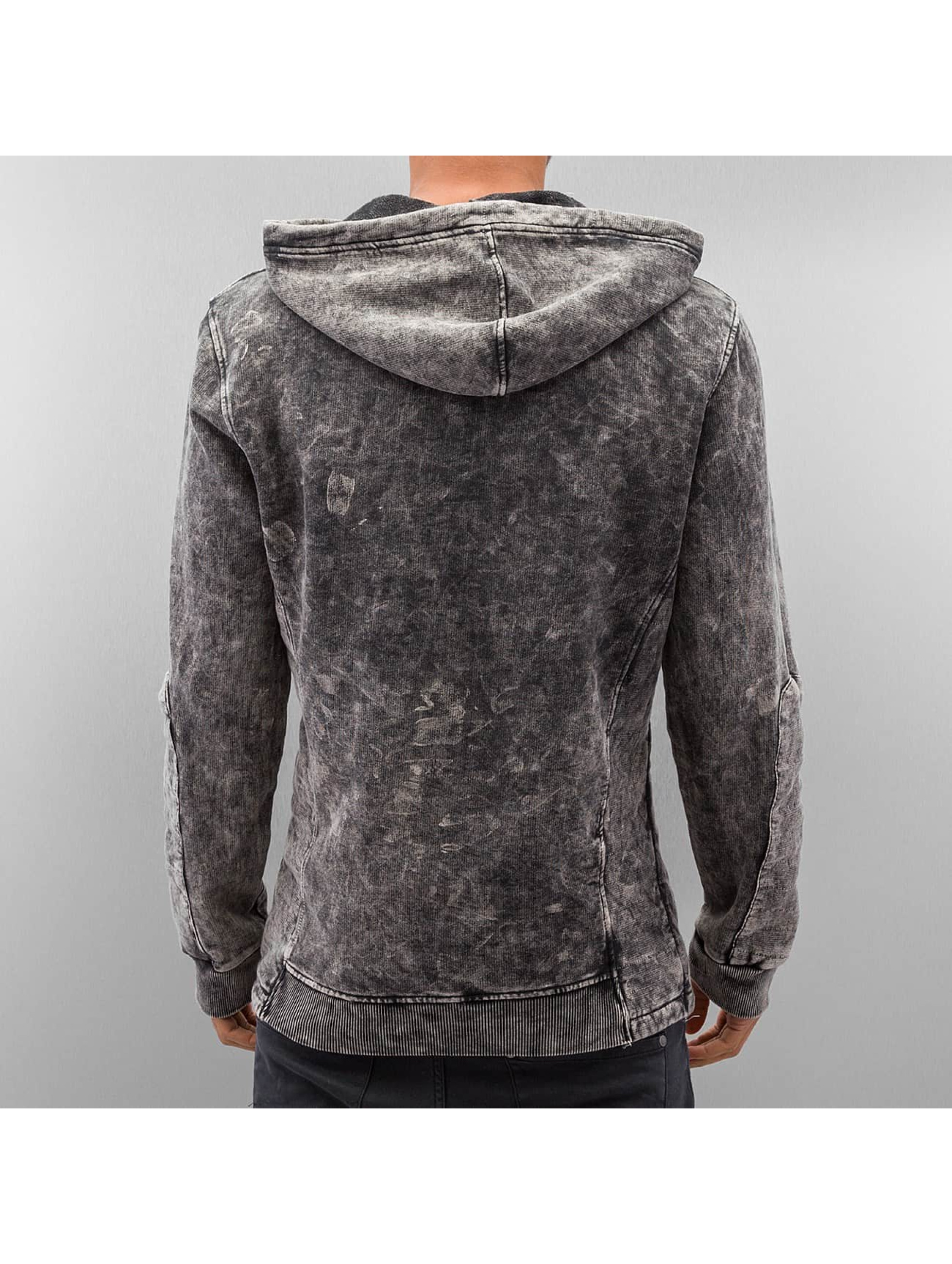 Just Rhyse Sweat capuche Paisley gris