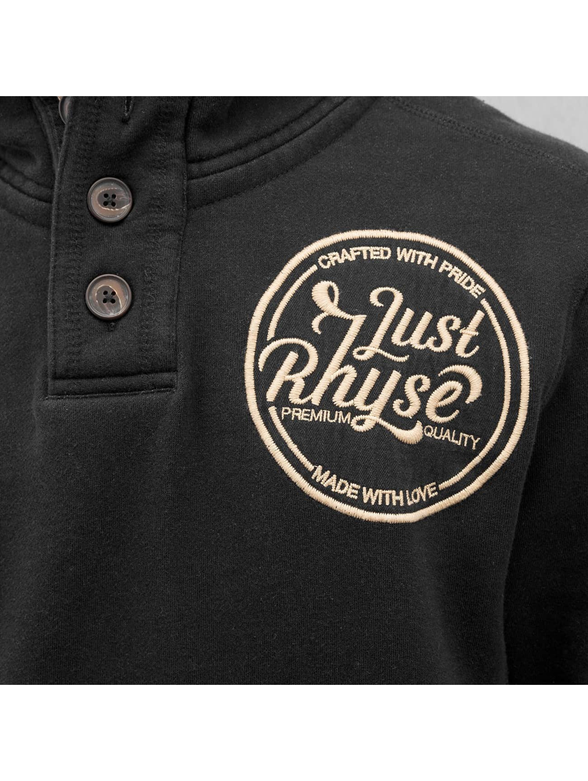 Just Rhyse Sweat capuche Big noir