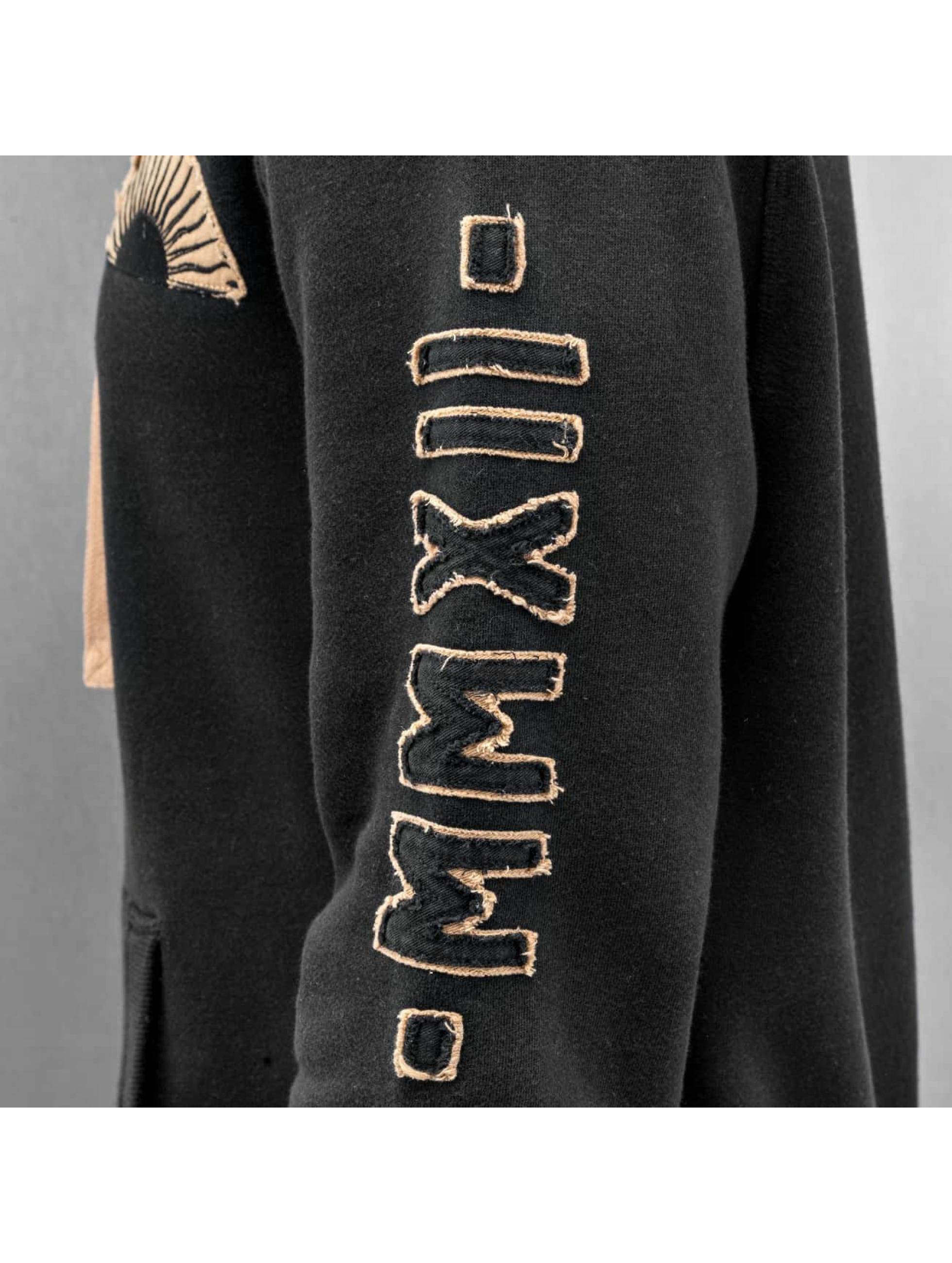 Just Rhyse Sweat capuche MMXII noir