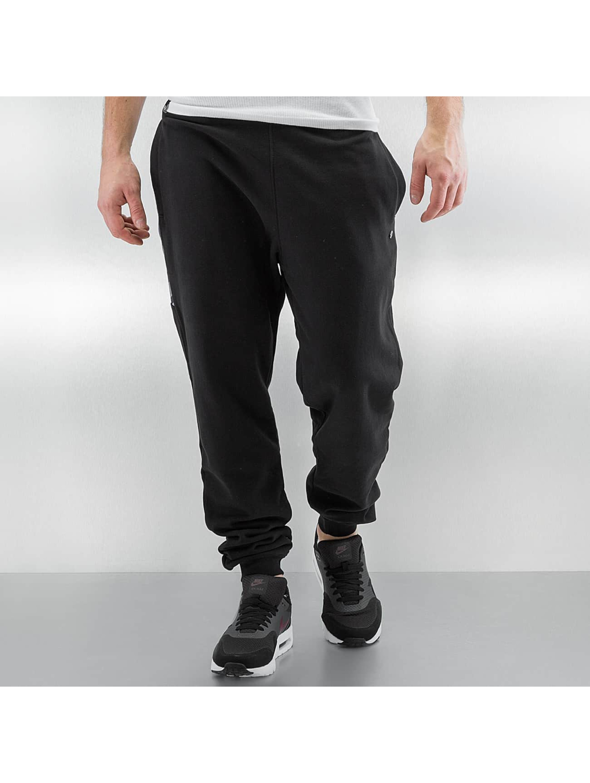 Just Rhyse Sweat Pant Kyson black