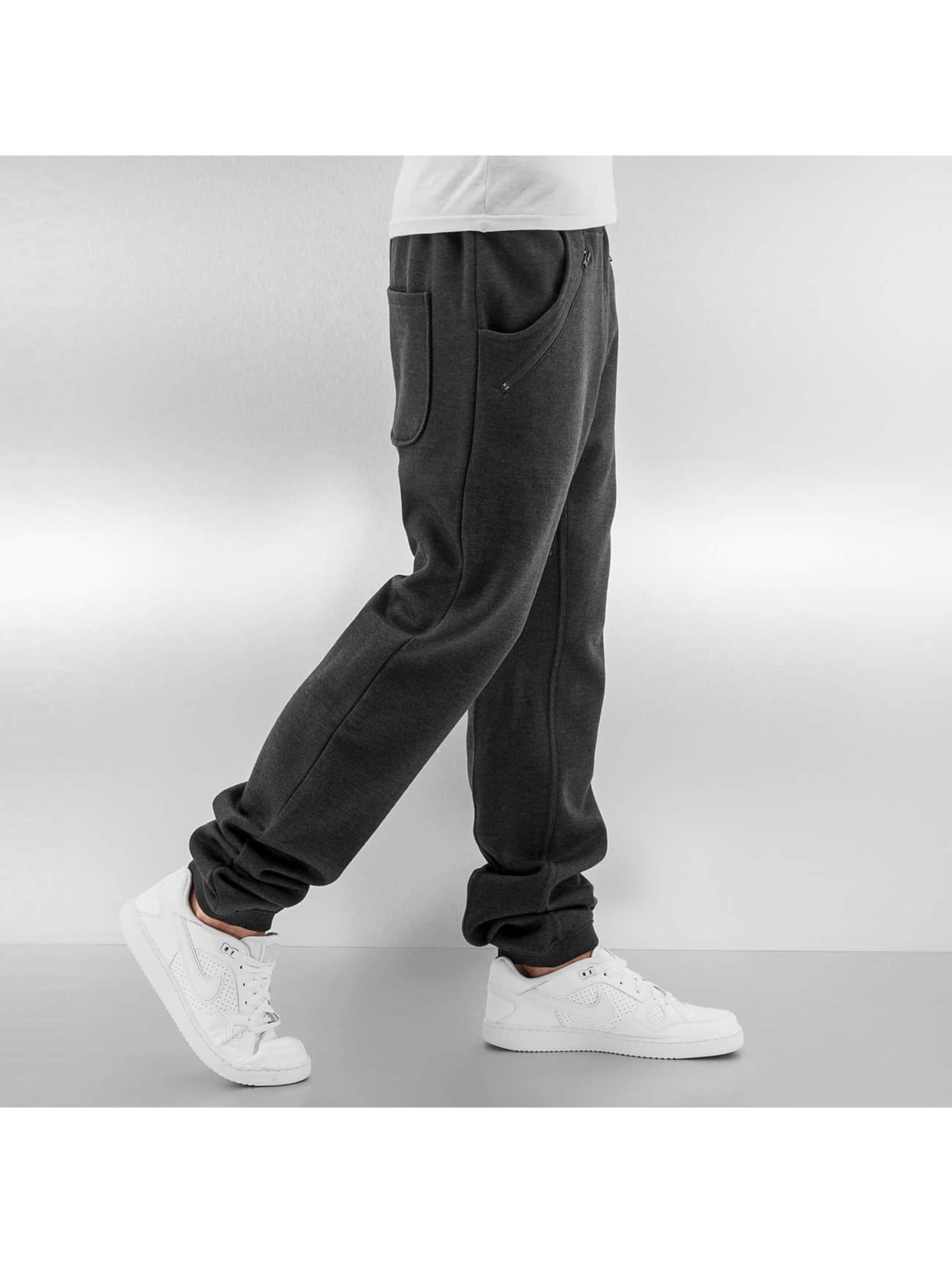 Just Rhyse Sweat Pant Rasco 2.0 Zip gray