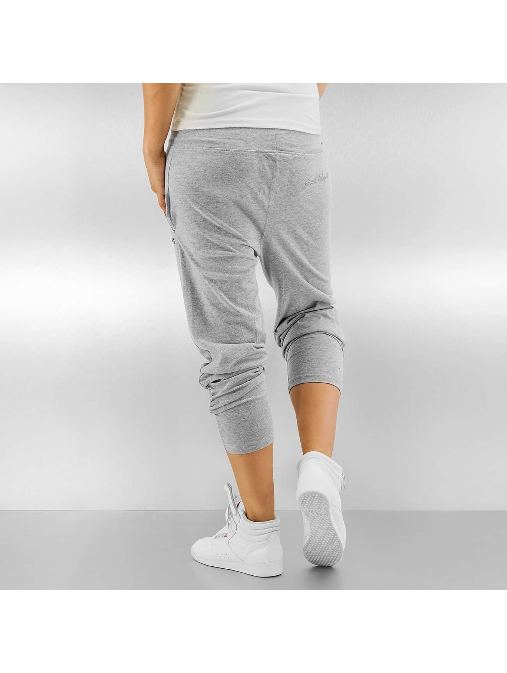 Just Rhyse Sweat Pant Harem grey