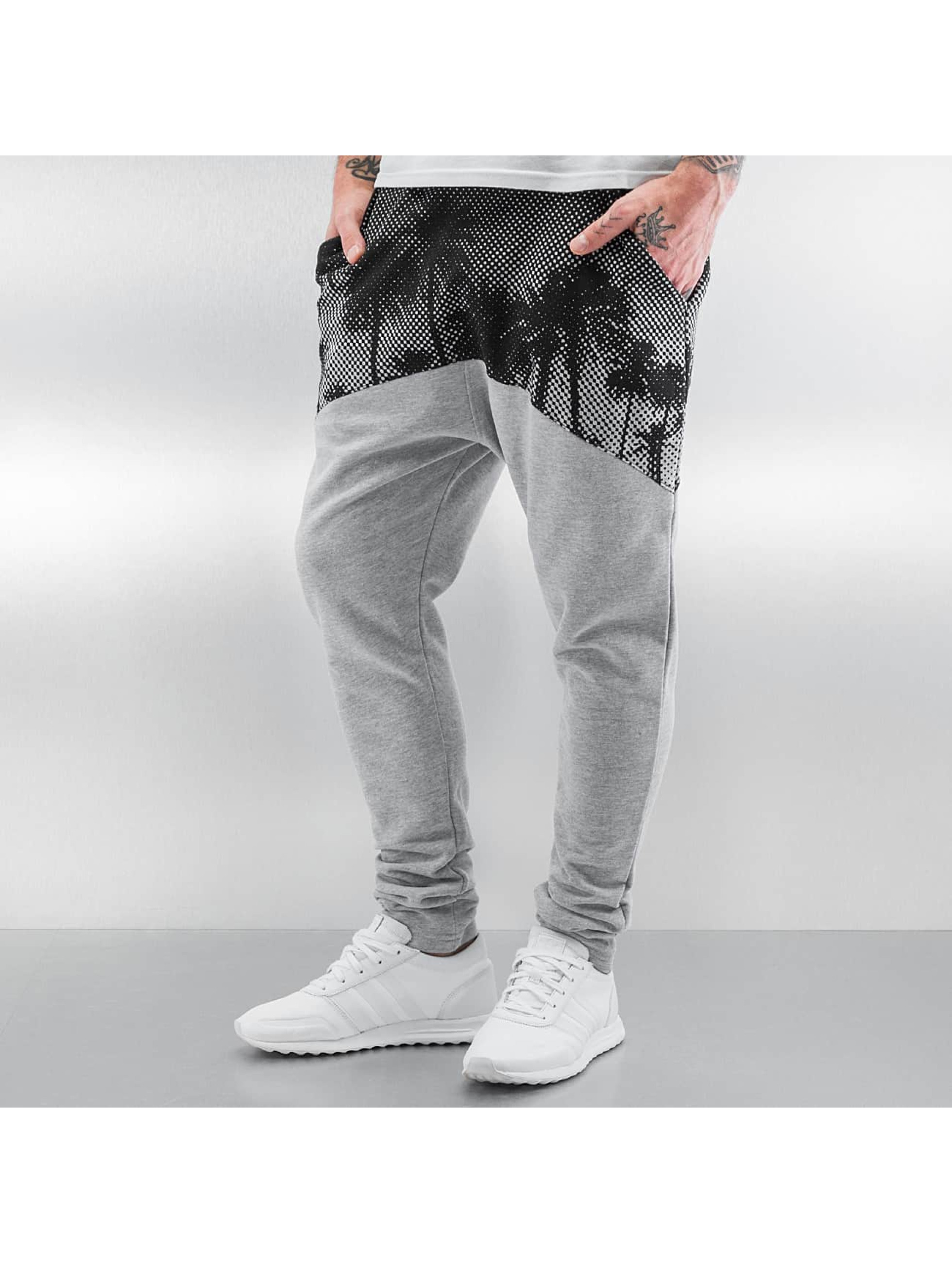 Just Rhyse Sweat Pant Ekwok grey