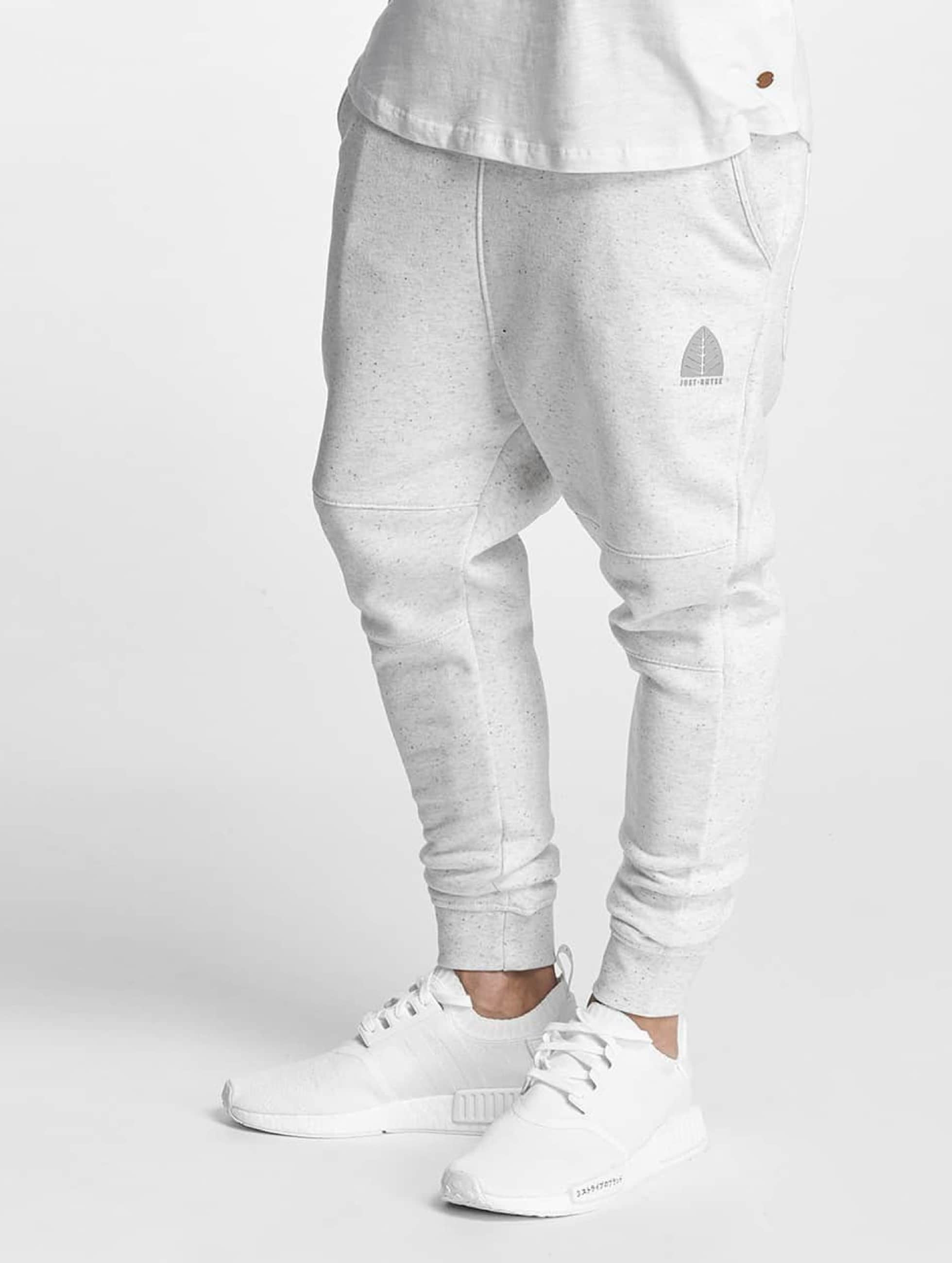 Just Rhyse Sweat Pant Rainrock white