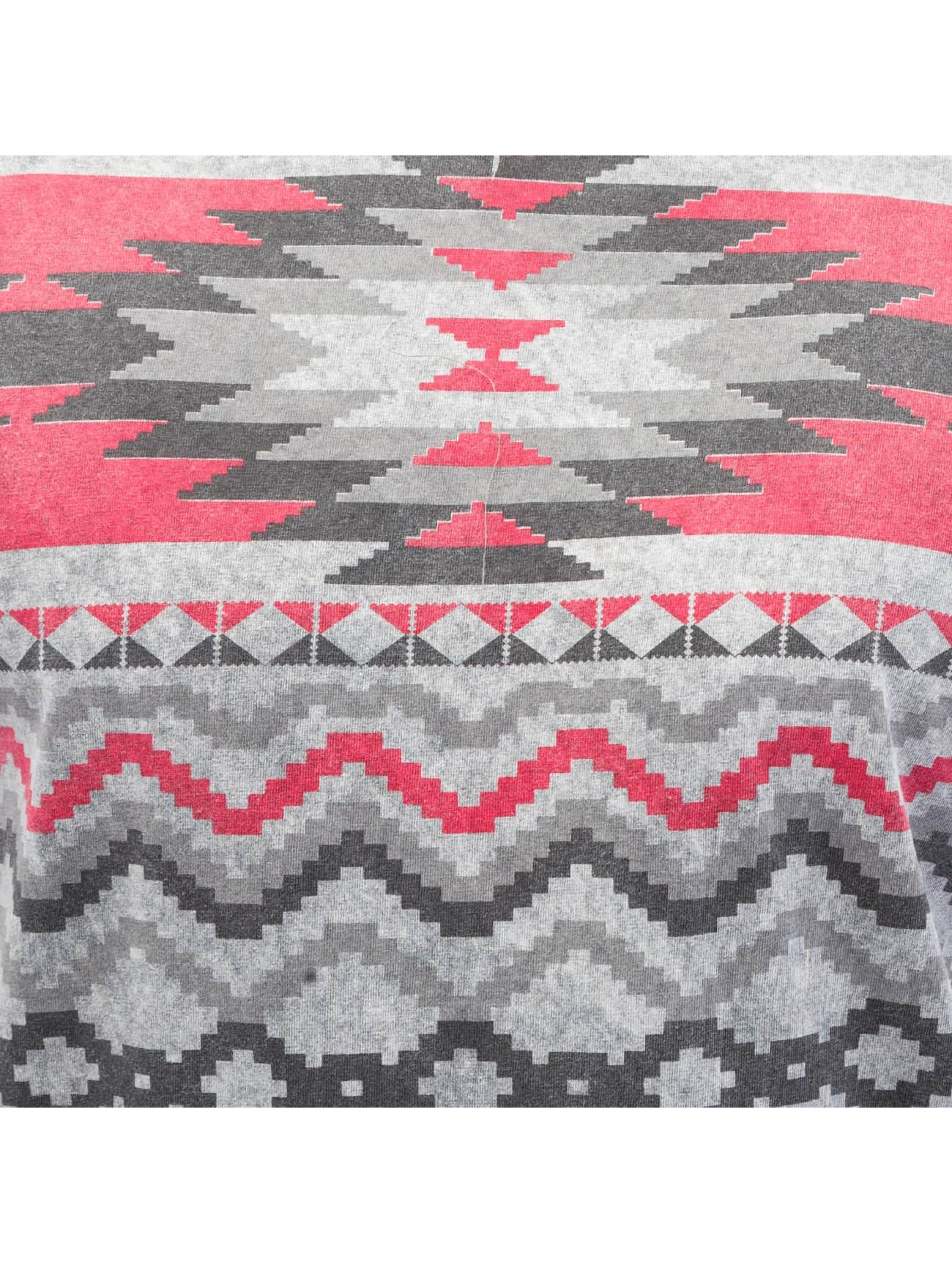 Just Rhyse T-paidat Pattern II harmaa