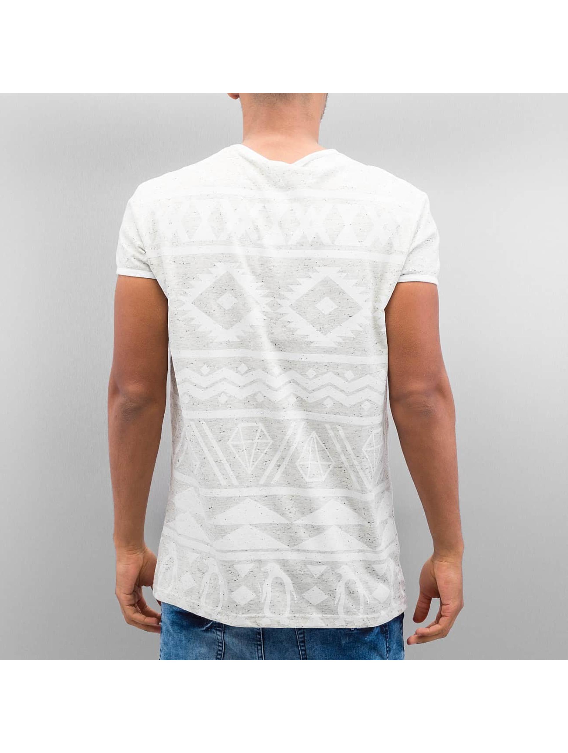 Just Rhyse T-paidat Penguin valkoinen