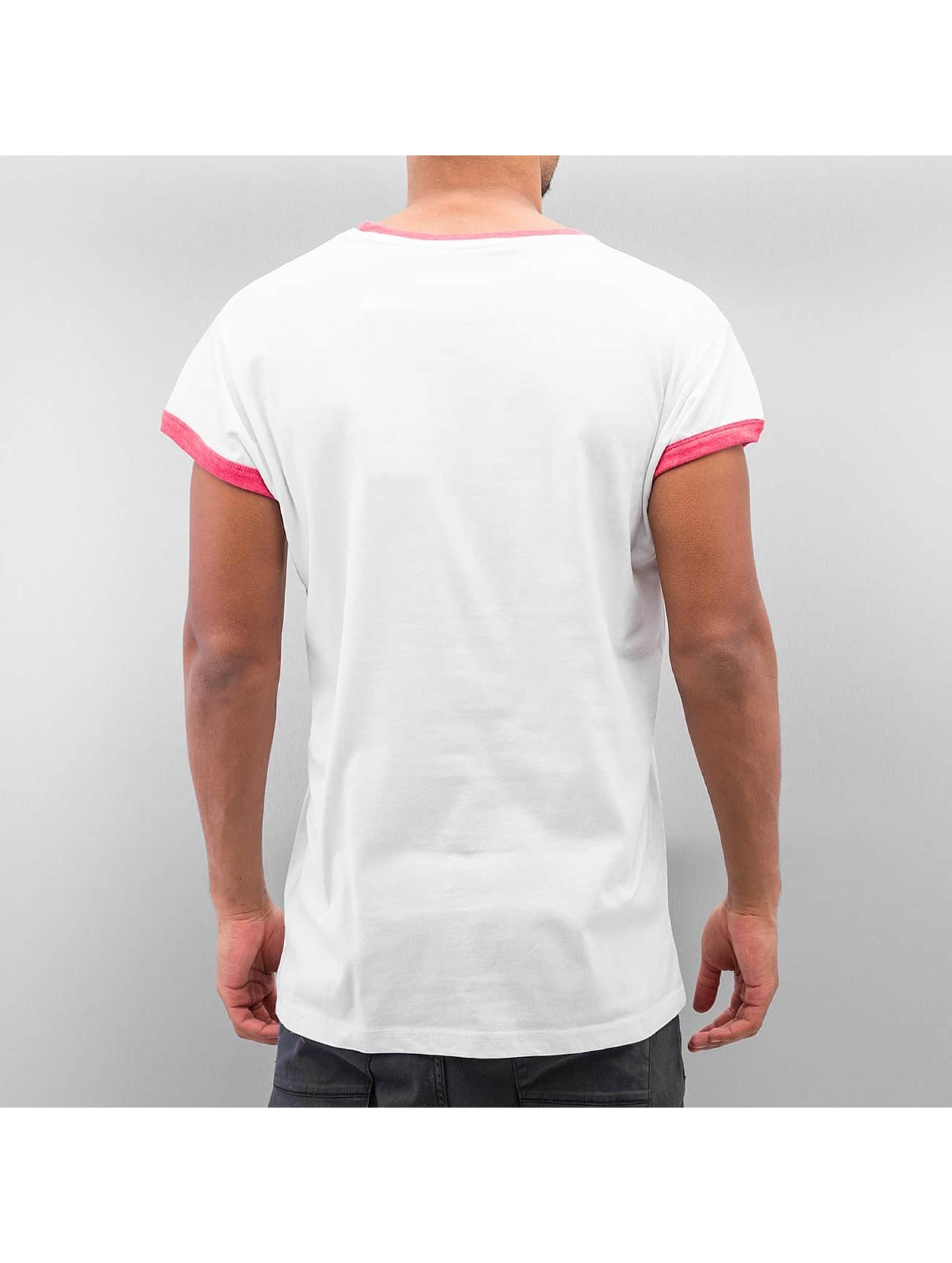 Just Rhyse T-paidat Johan valkoinen