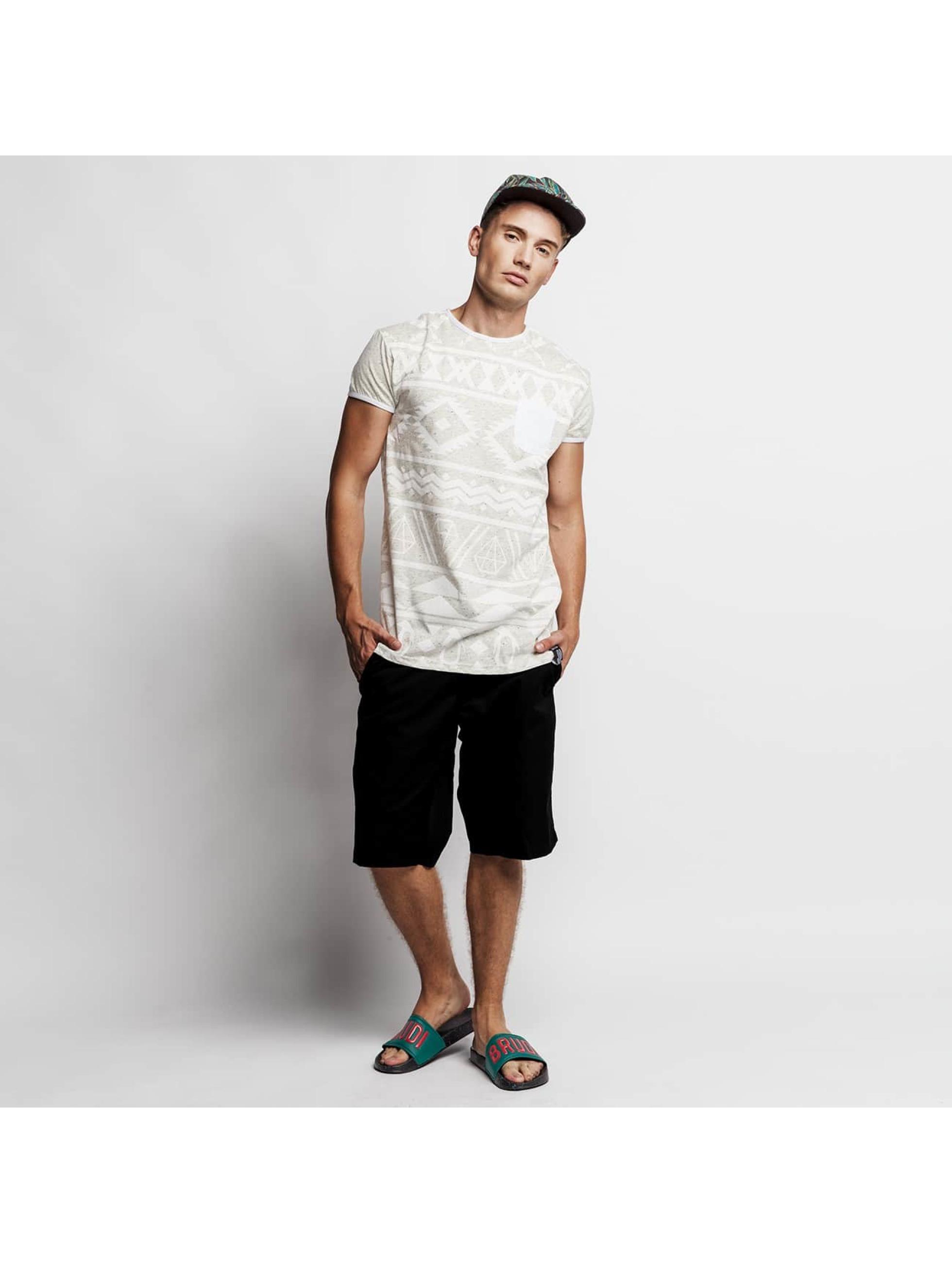 Just Rhyse T-Shirt Penguin blanc
