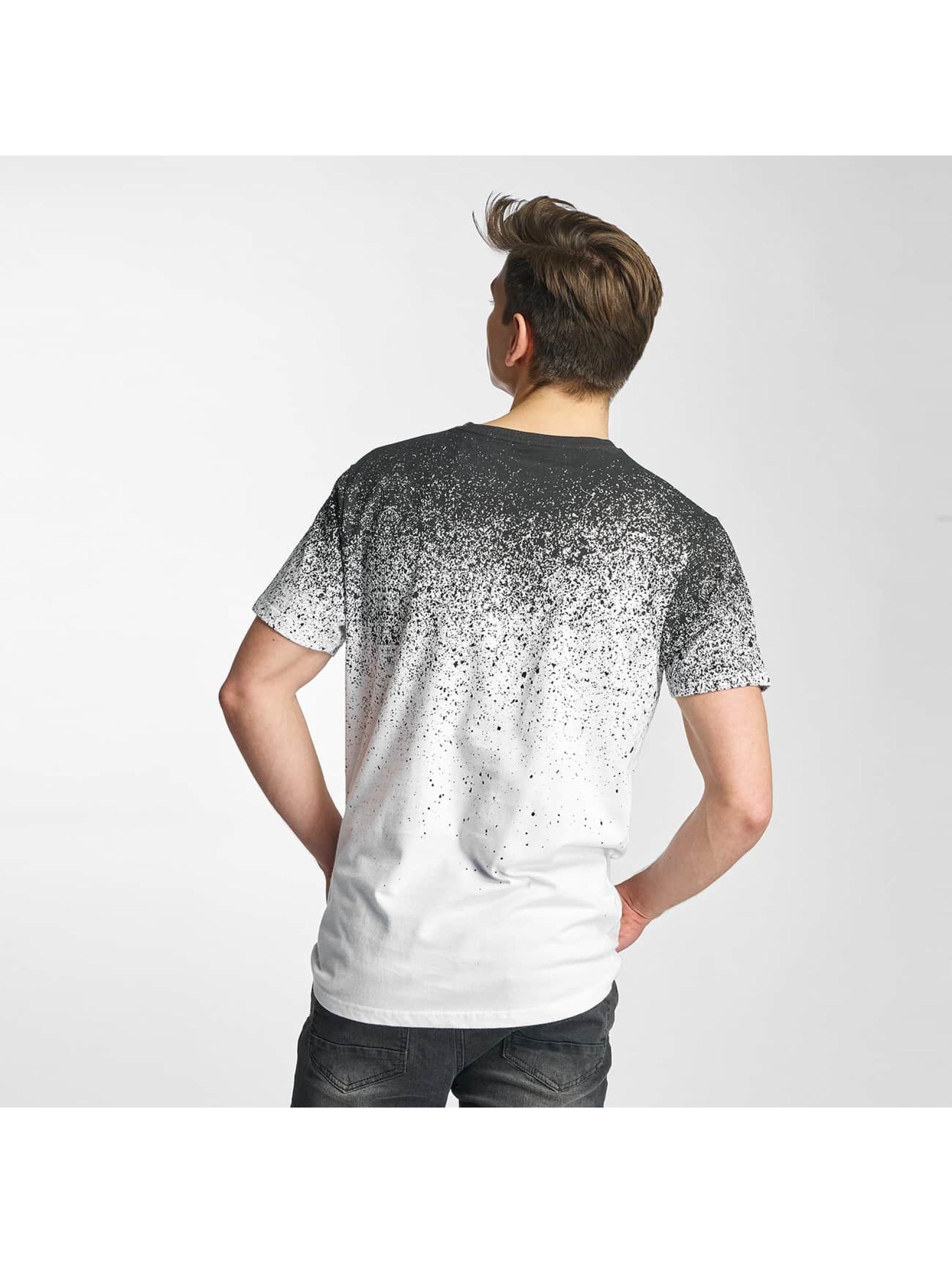 Just Rhyse T-Shirt Splashes blanc