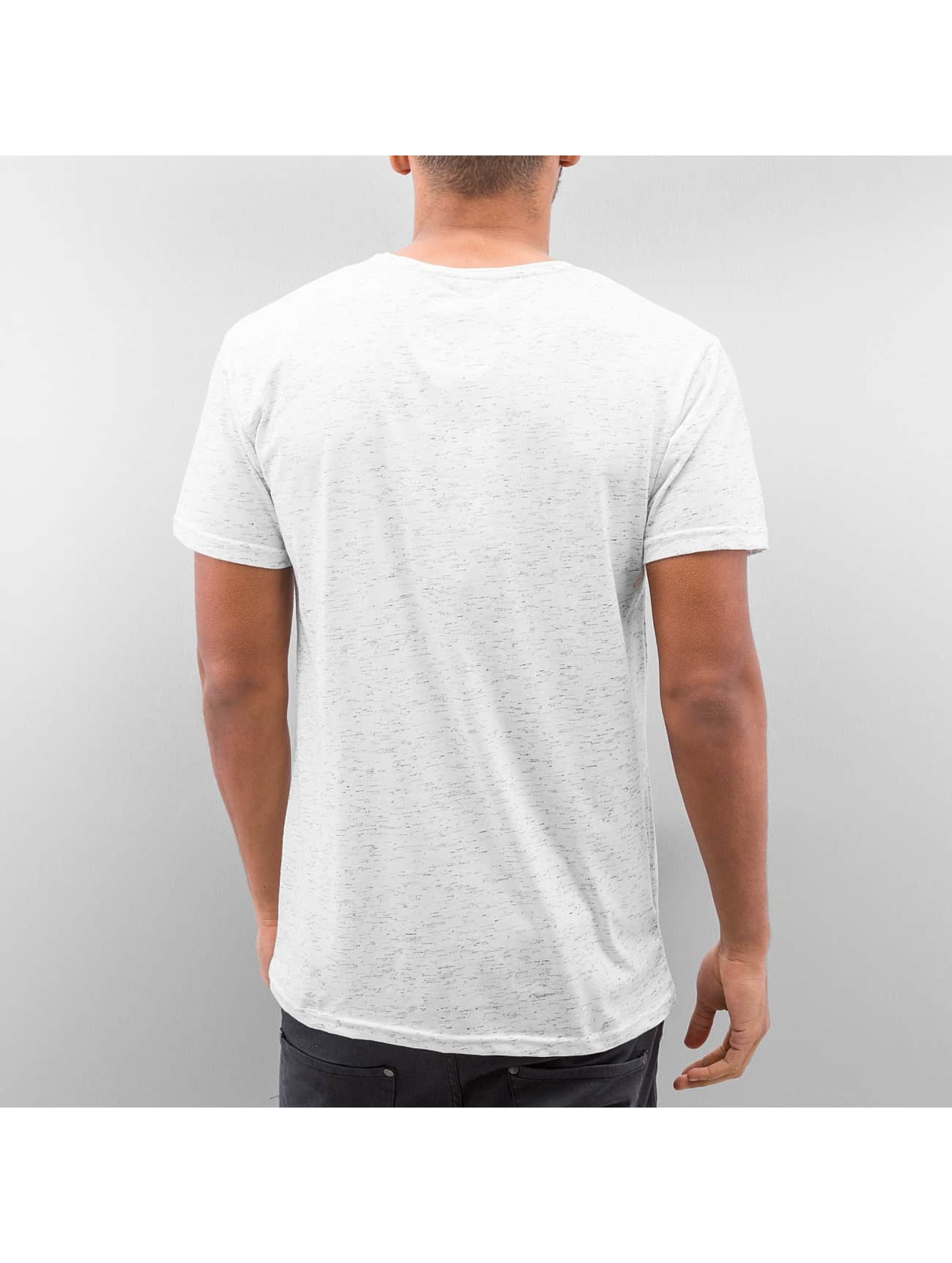 Just Rhyse T-Shirt Linus blanc