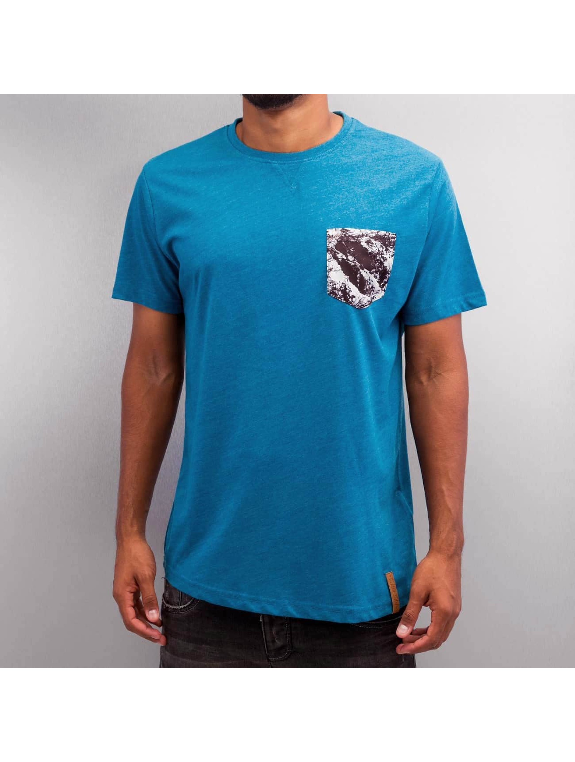 Just Rhyse T-Shirt Hoimar blau