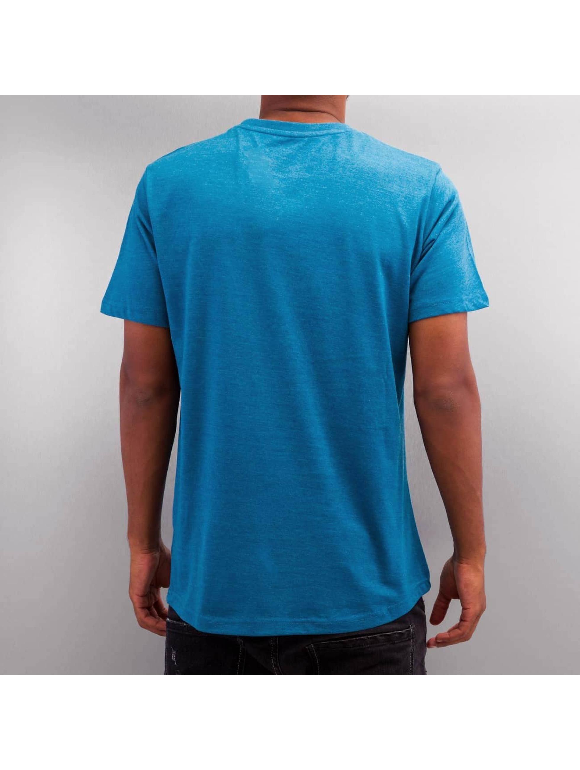 Just Rhyse t-shirt Hoimar blauw