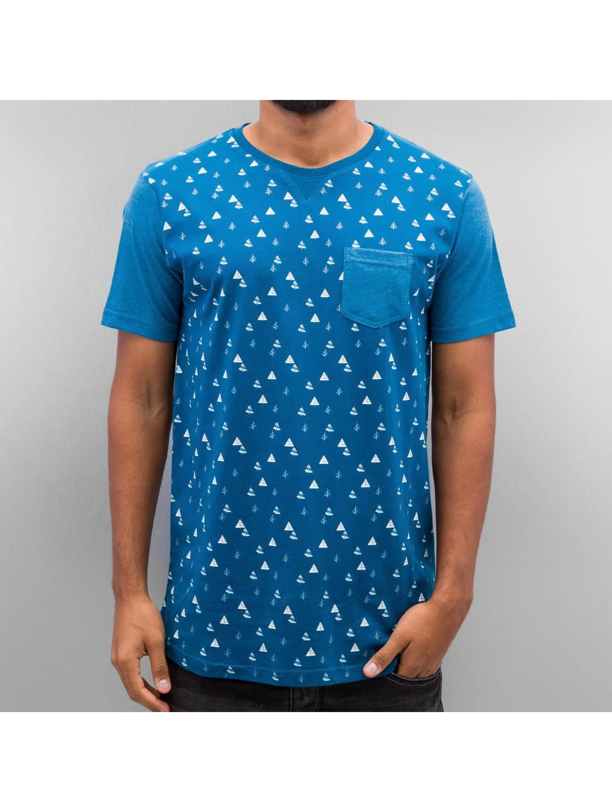 Just Rhyse T-Shirt Tree blue