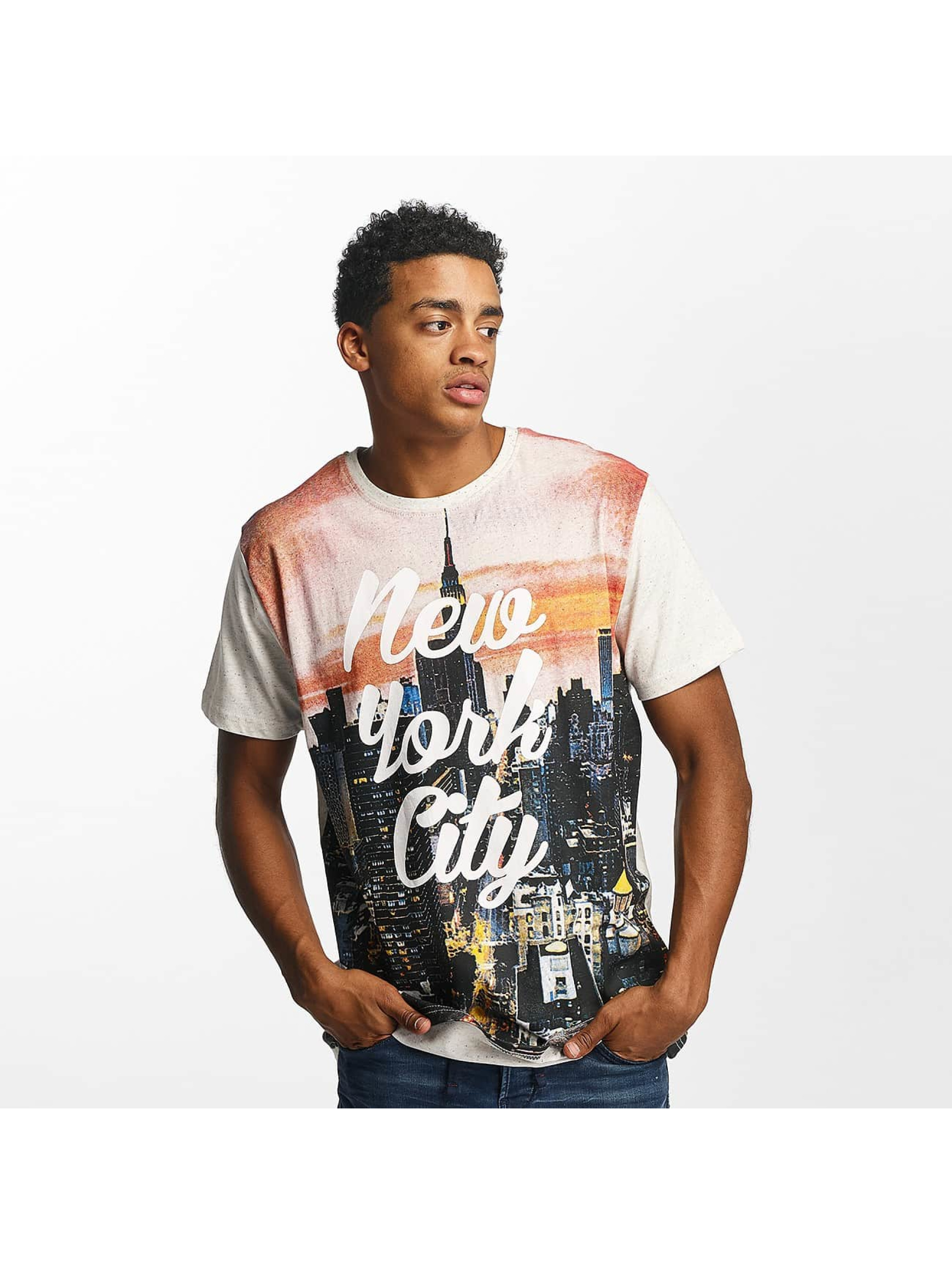 Just Rhyse T-Shirt New York City colored