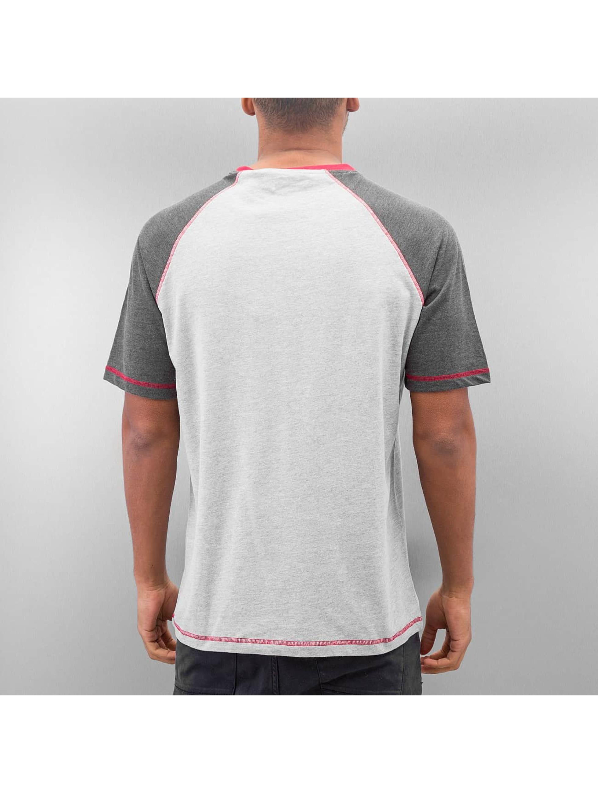 Just Rhyse T-Shirt Maurus grau