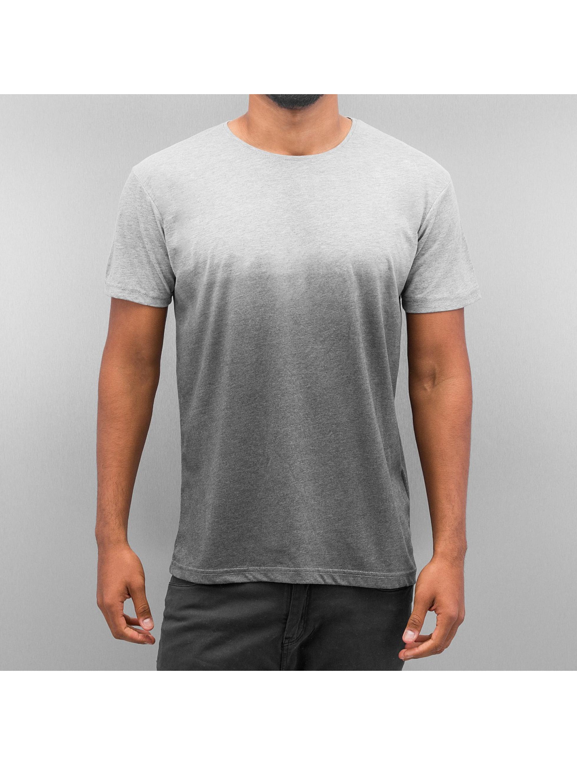 T-Shirt Batik in grau