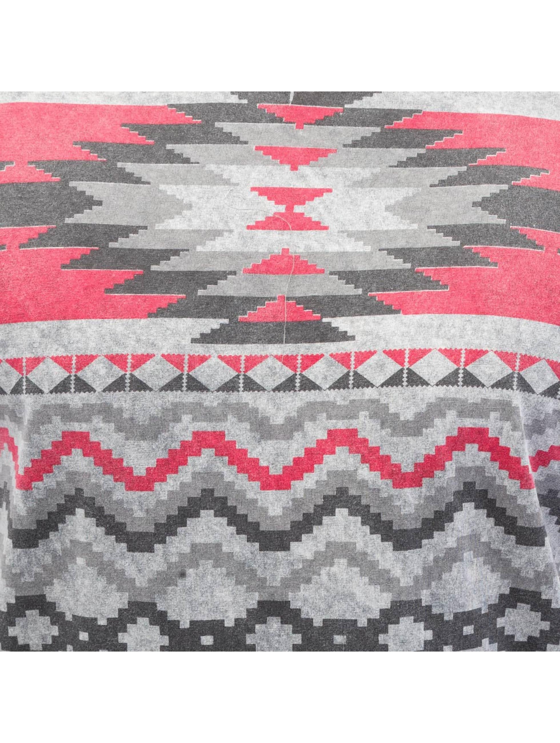 Just Rhyse T-Shirt Pattern II grau