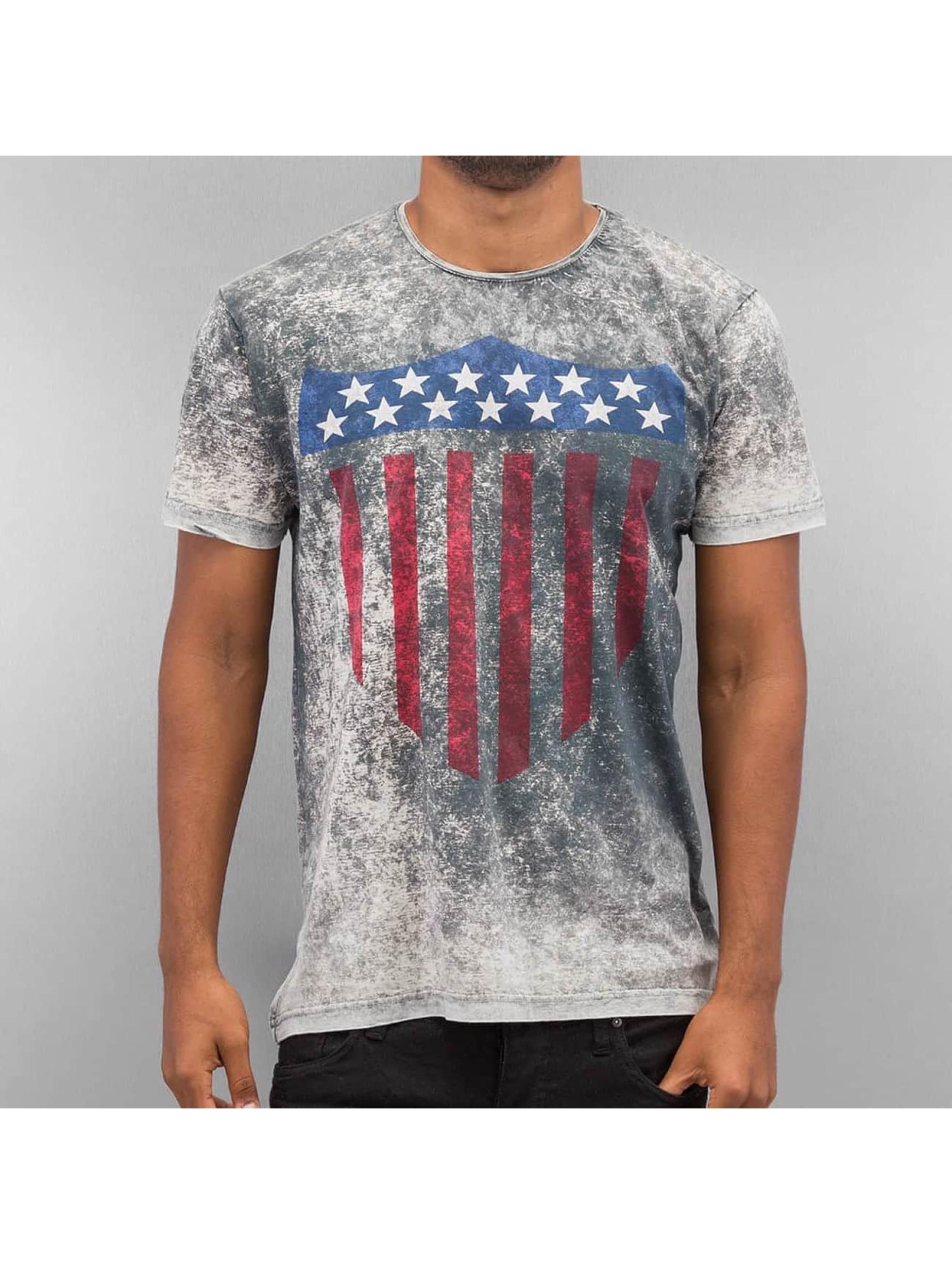Just Rhyse T-Shirt Stars gray