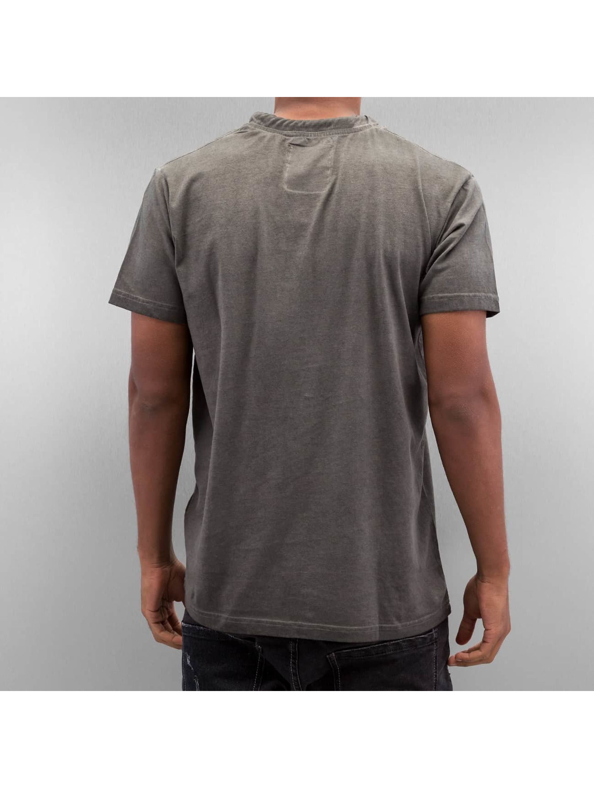Just Rhyse T-Shirt Dusan grey