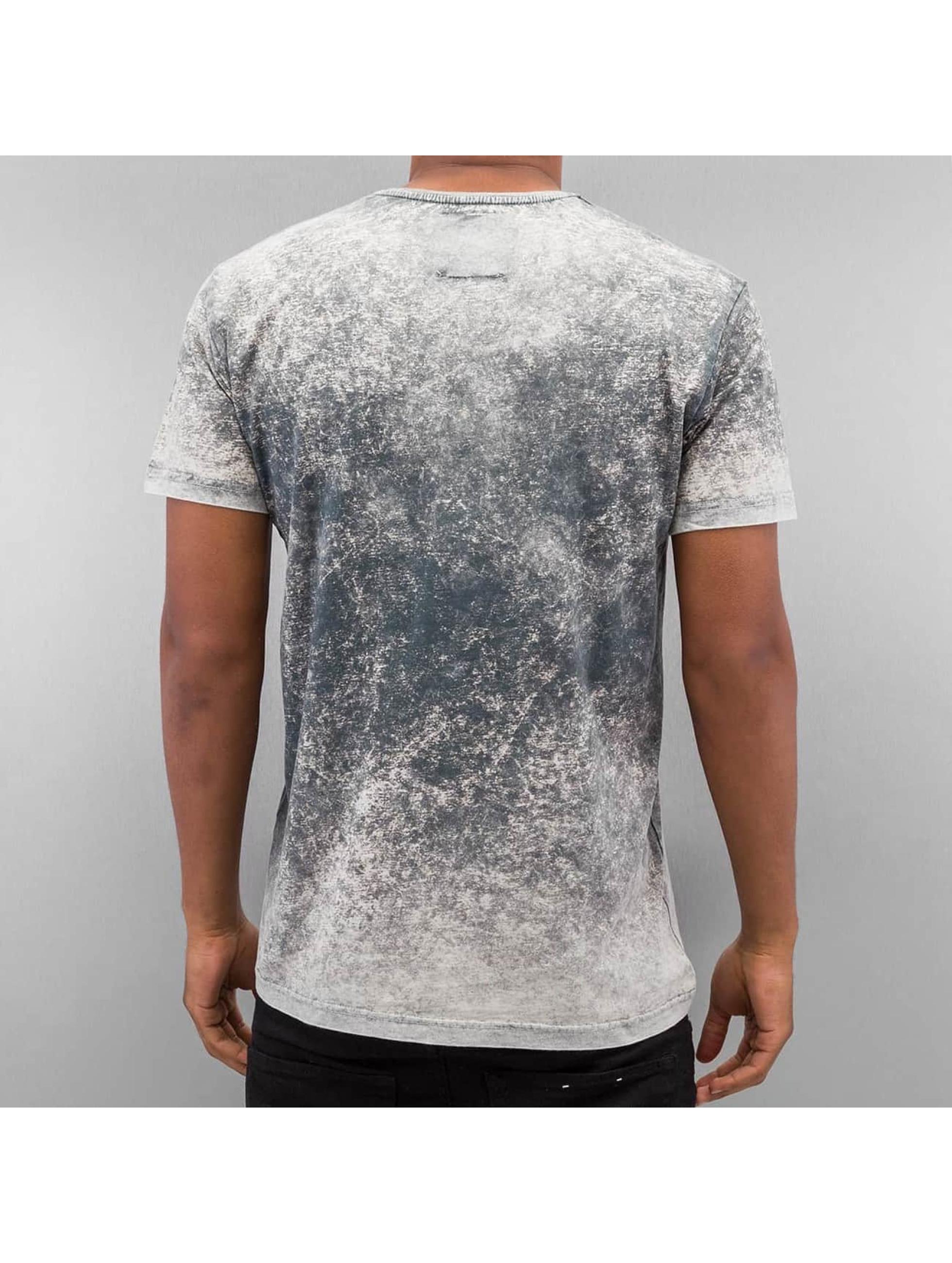 Just Rhyse t-shirt Stars grijs