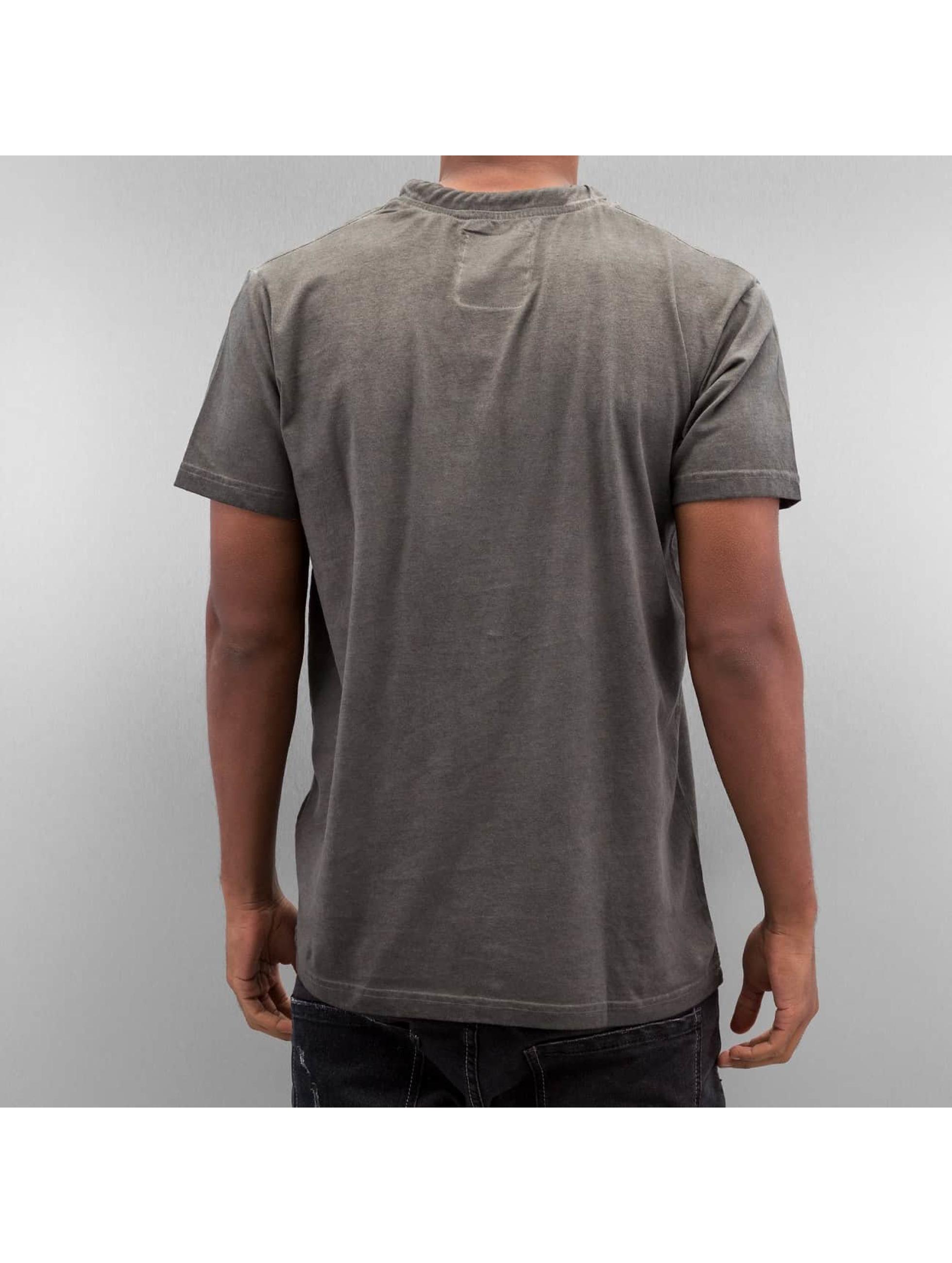 Just Rhyse t-shirt Dusan grijs