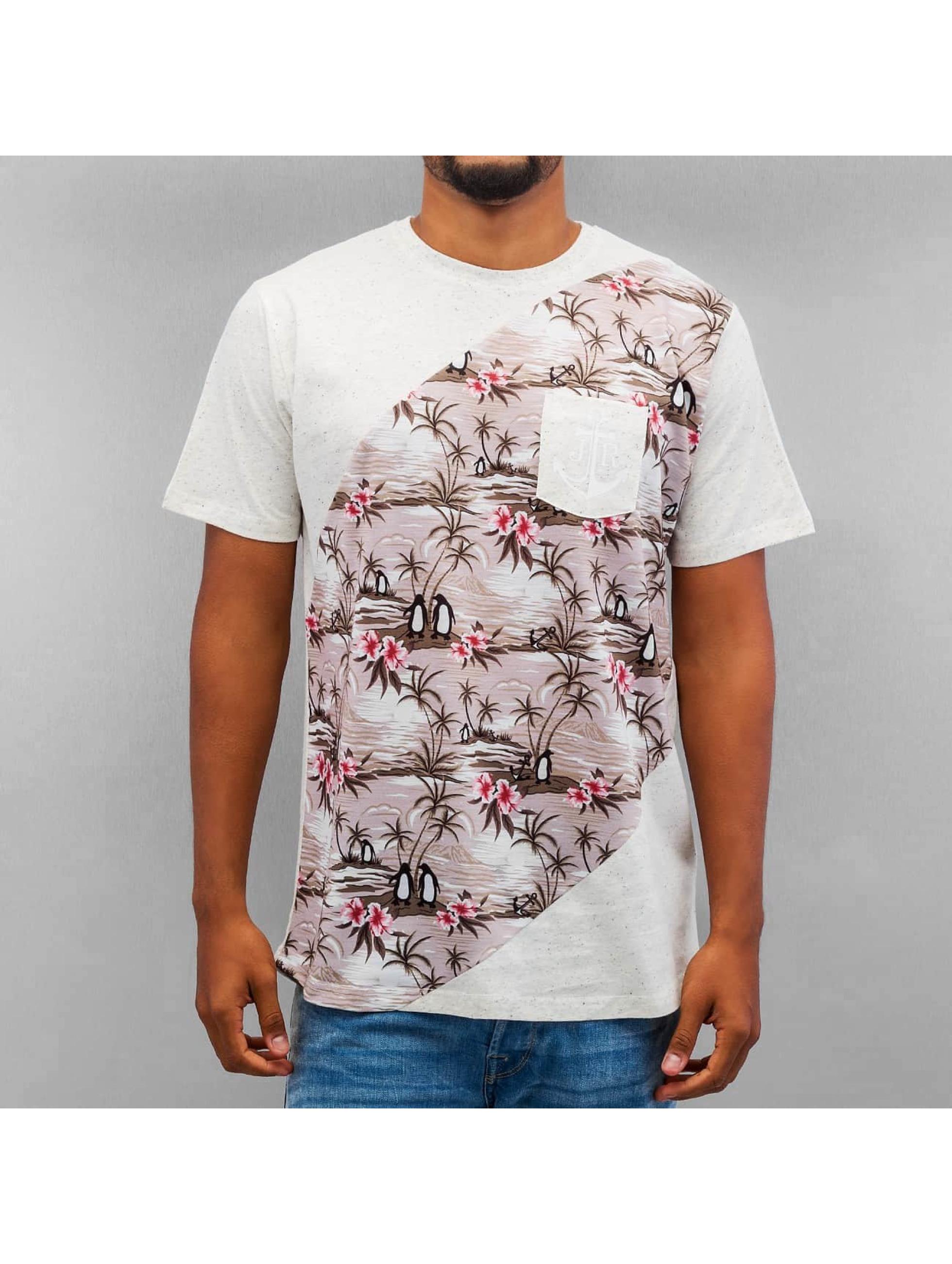 Just Rhyse T-Shirt Penguine gris