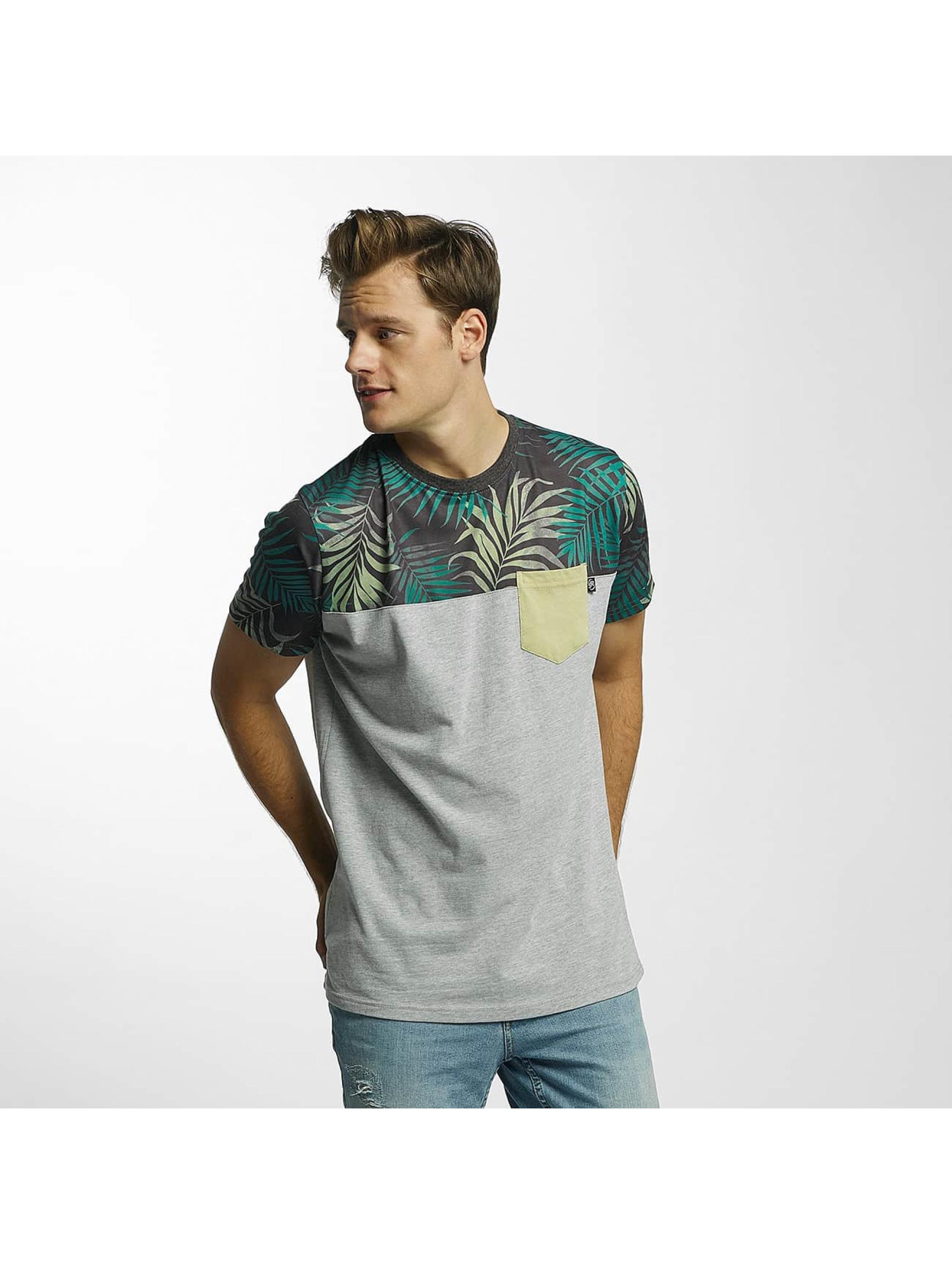 T-Shirt Just Rhyse Mc Cloud en gris