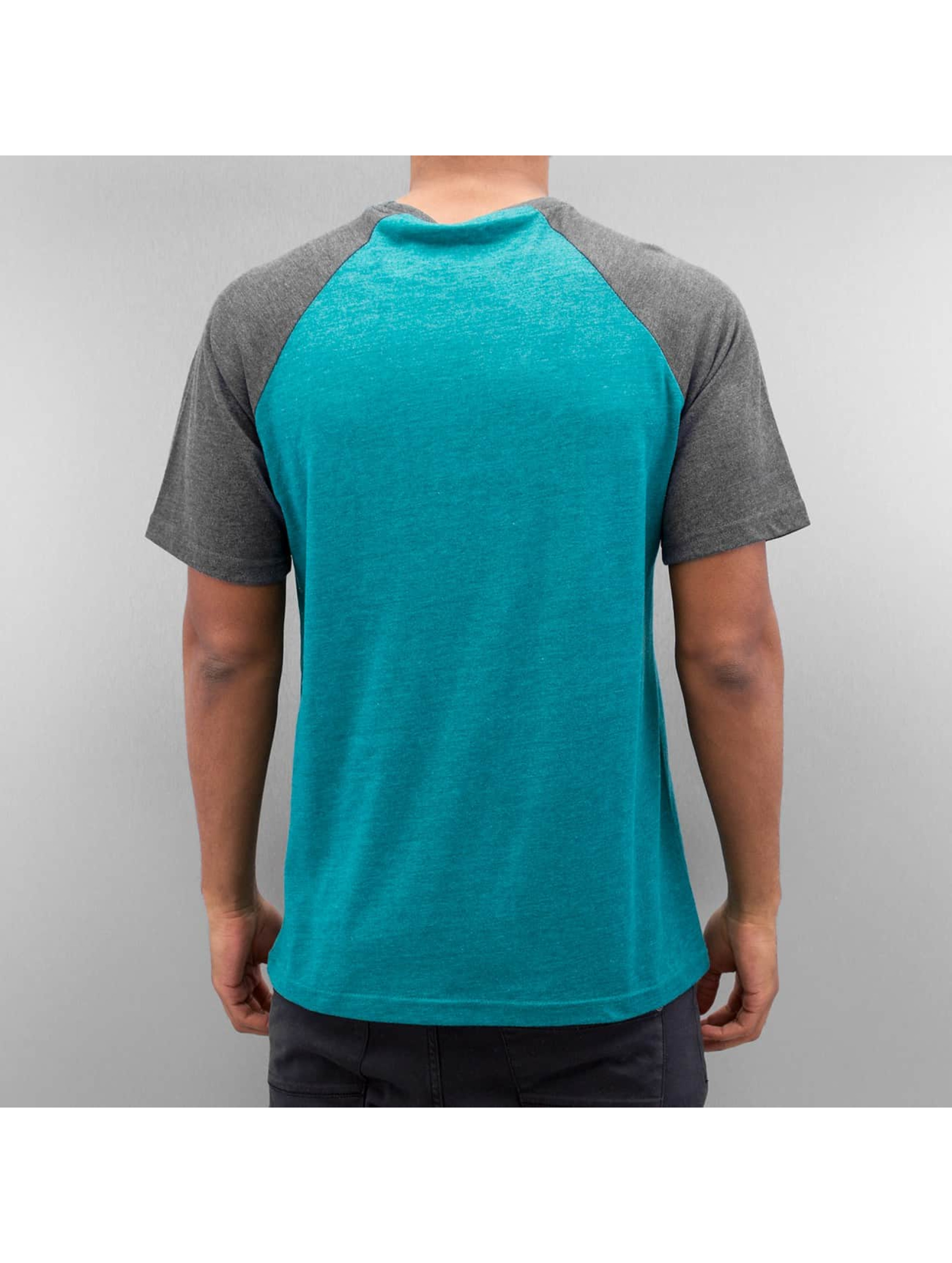 Just Rhyse t-shirt Stripe groen