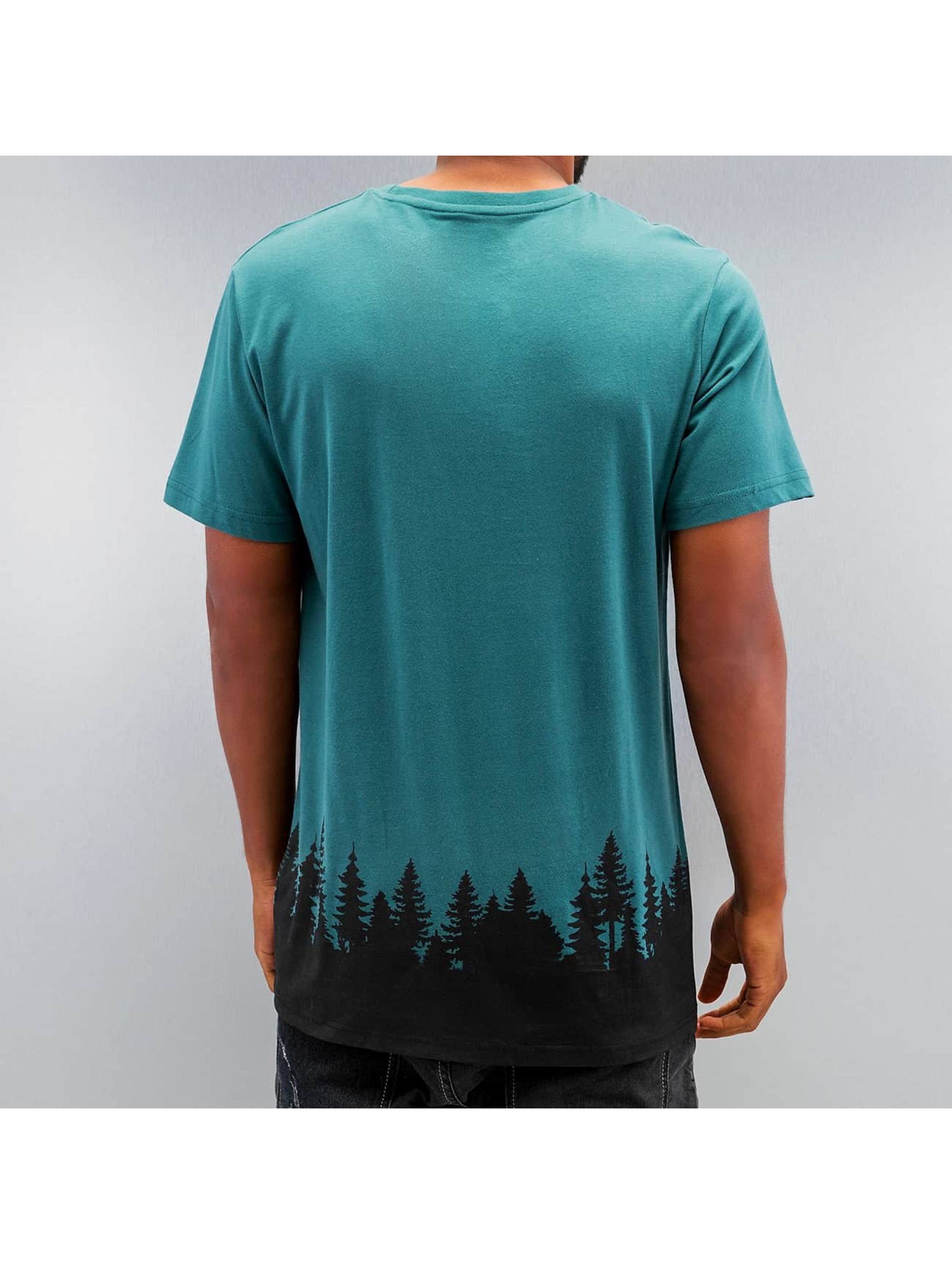 Just Rhyse T-Shirt Wood grün