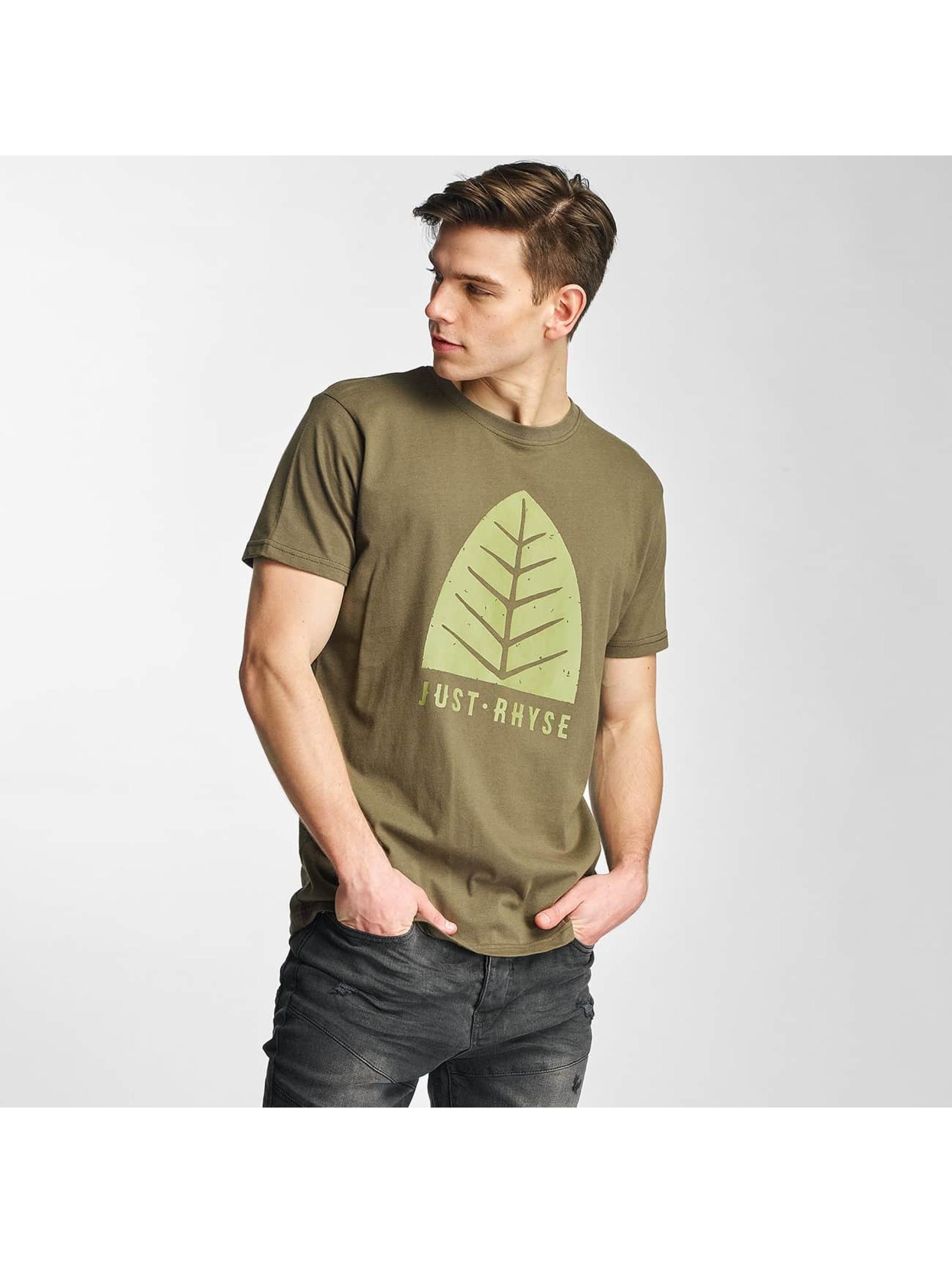 Just Rhyse T-Shirt Monterey khaki