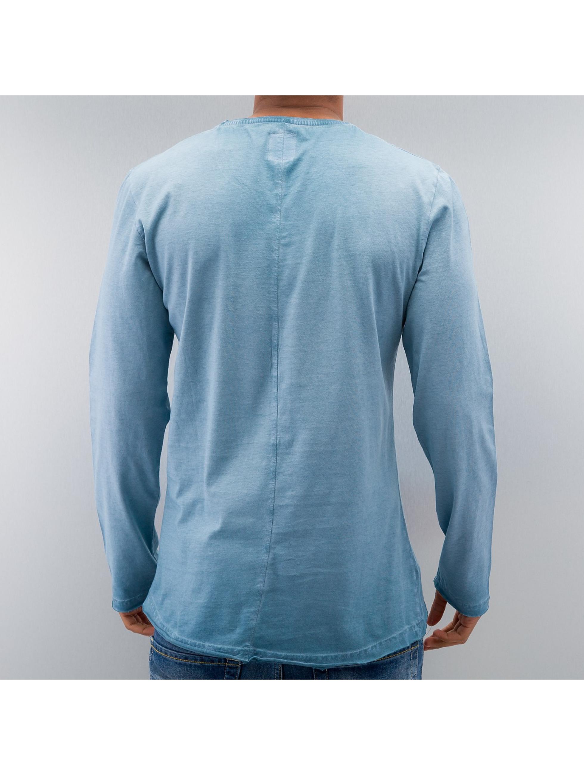 Just Rhyse T-Shirt manches longues Paris bleu