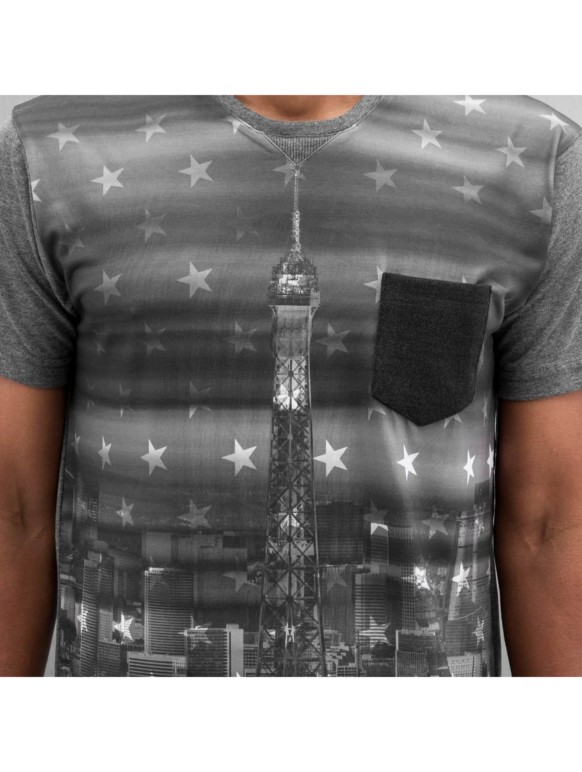 Just Rhyse T-Shirt Stars noir