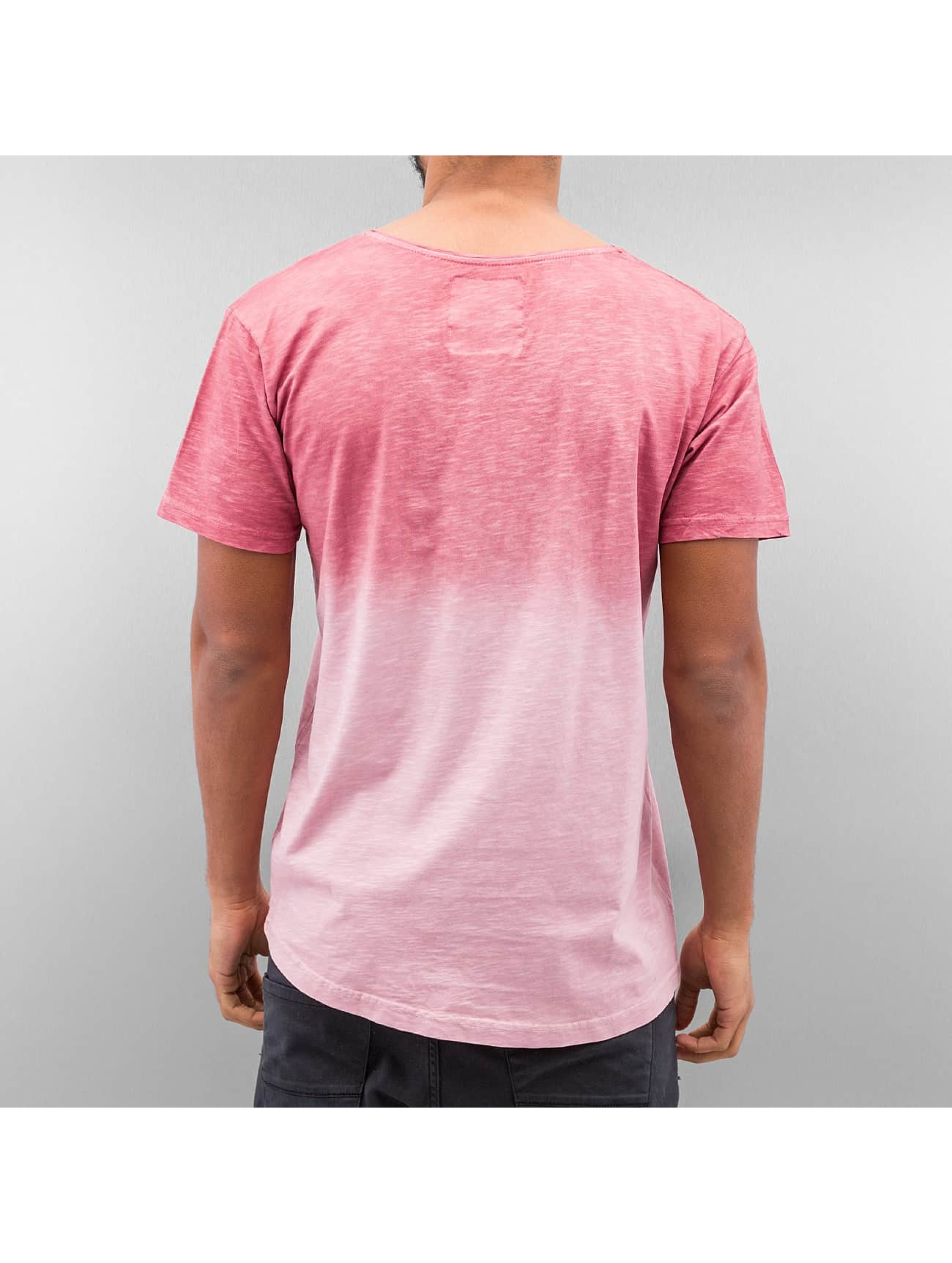 Just Rhyse T-Shirt Batik rouge