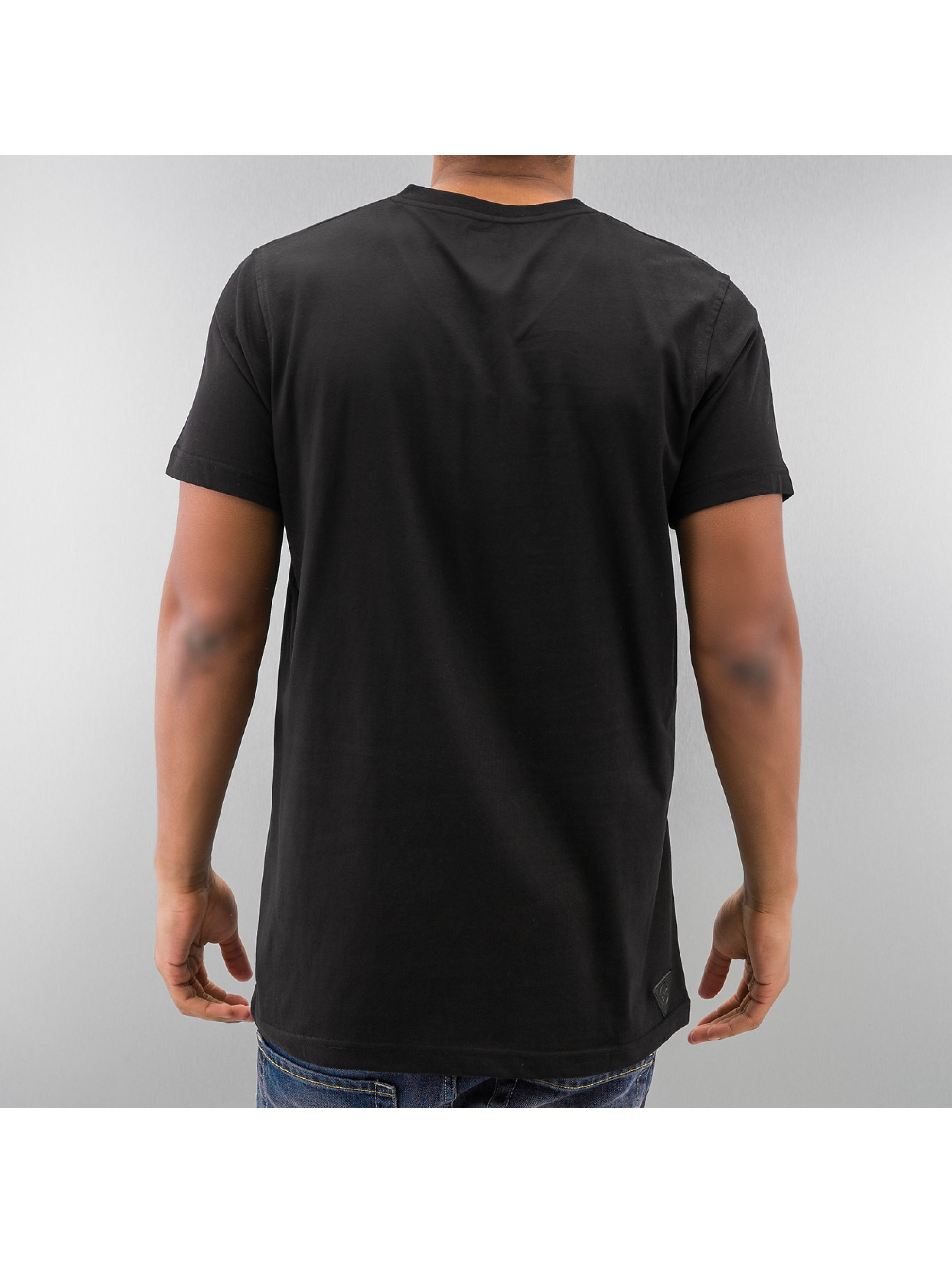 Just Rhyse T-Shirt Born Again schwarz