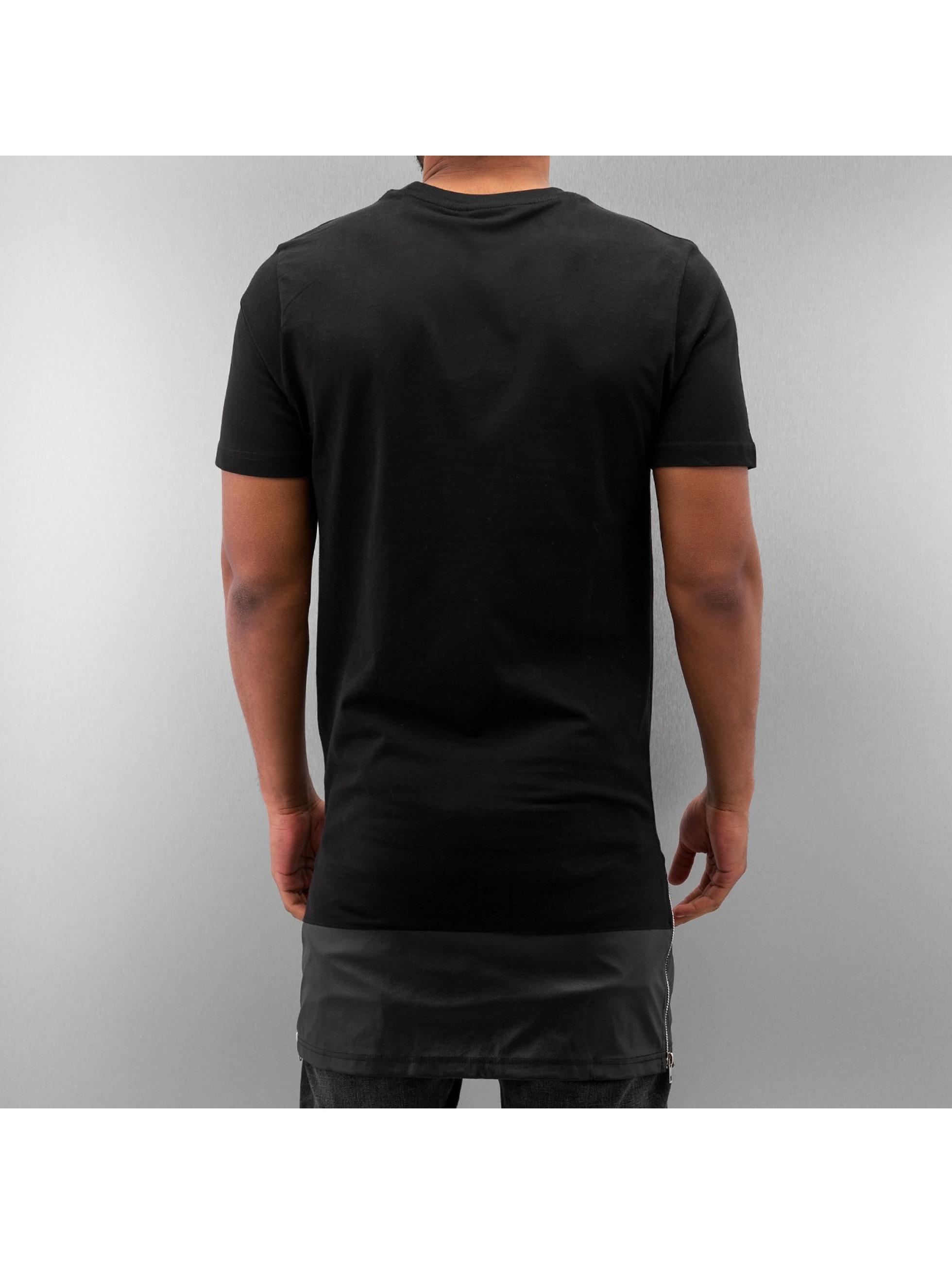 Just Rhyse T-Shirt PU schwarz