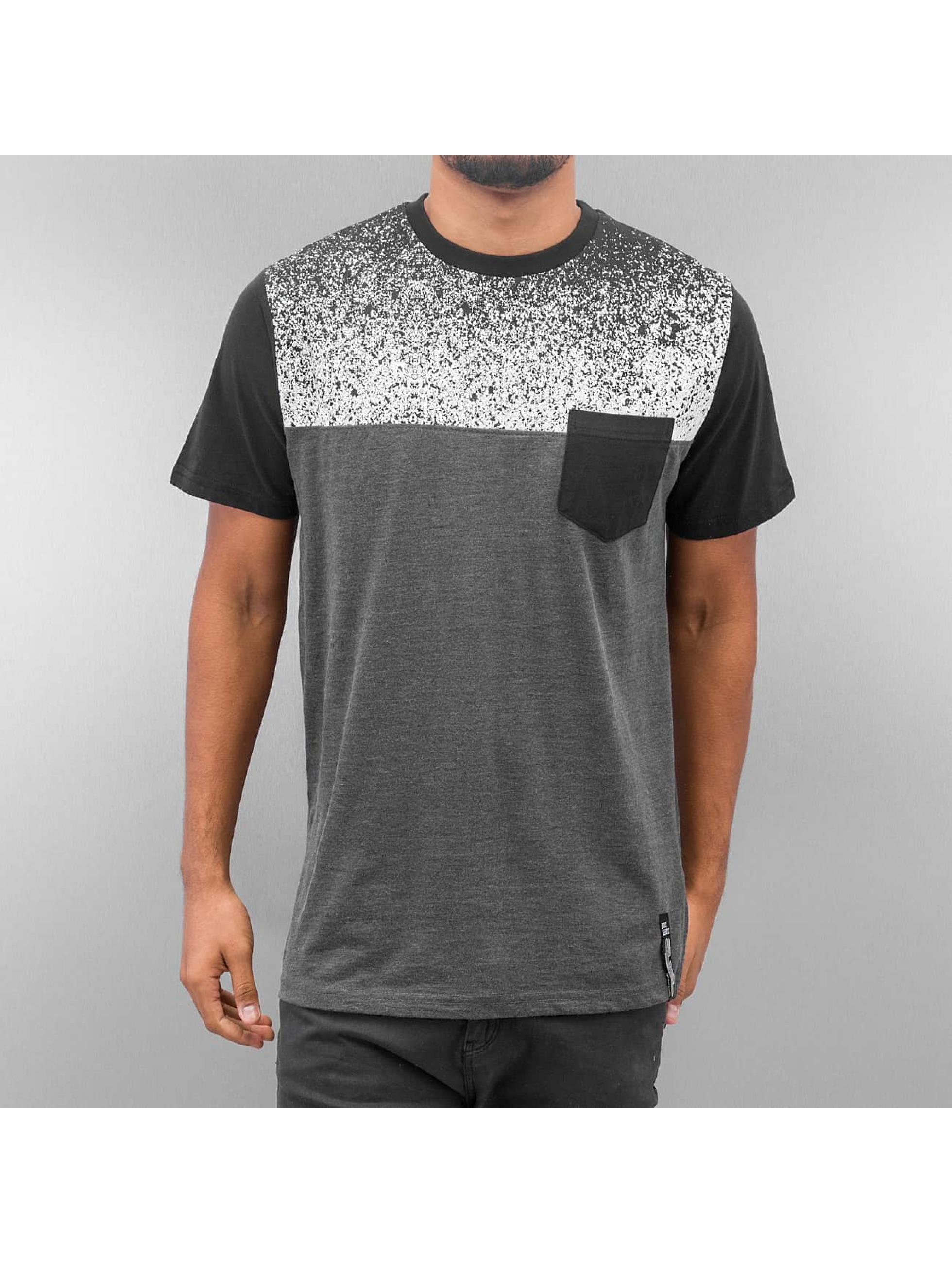Just Rhyse T-Shirt Savio schwarz