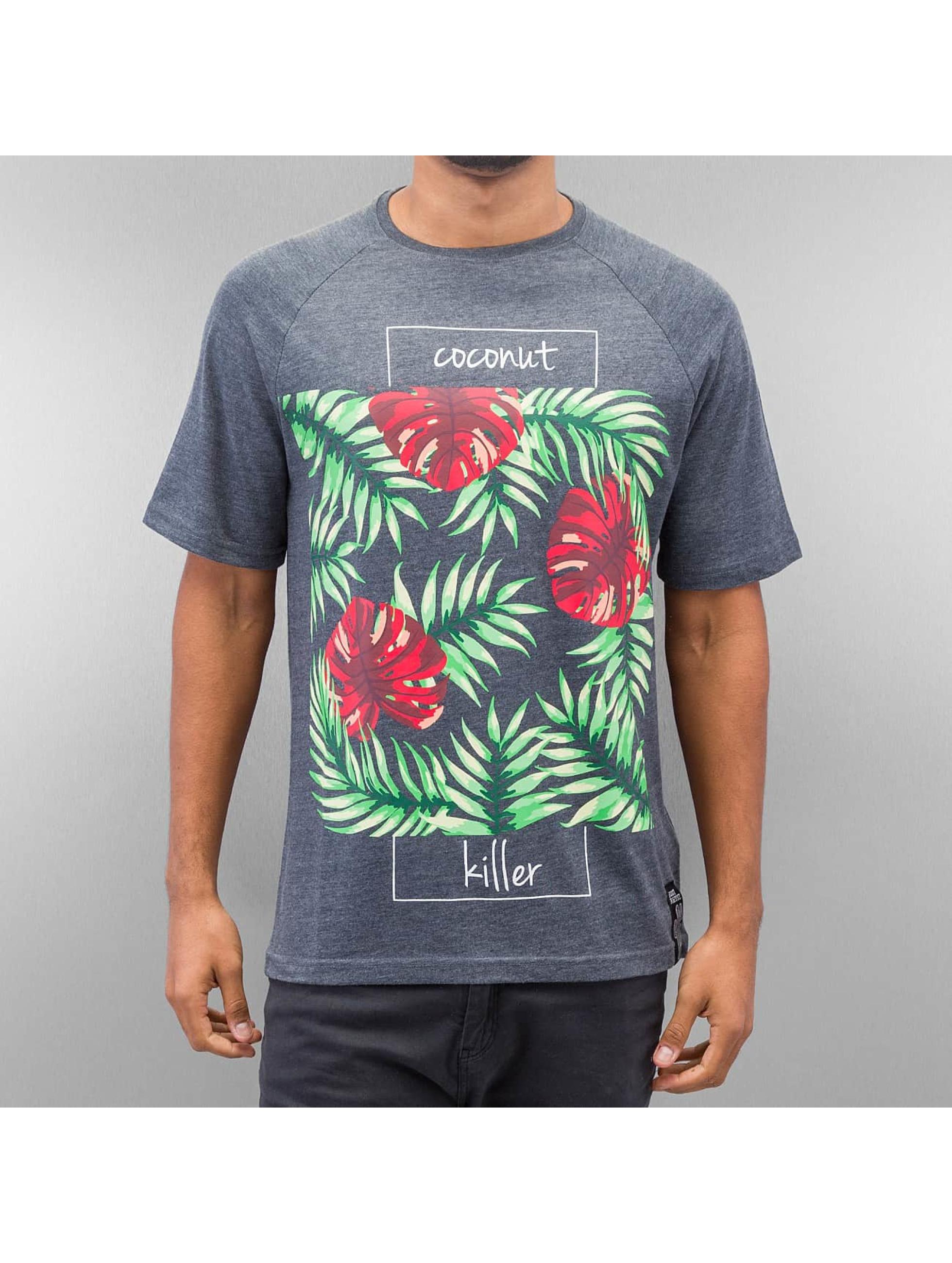 Just Rhyse T-Shirt Coconut Killer schwarz