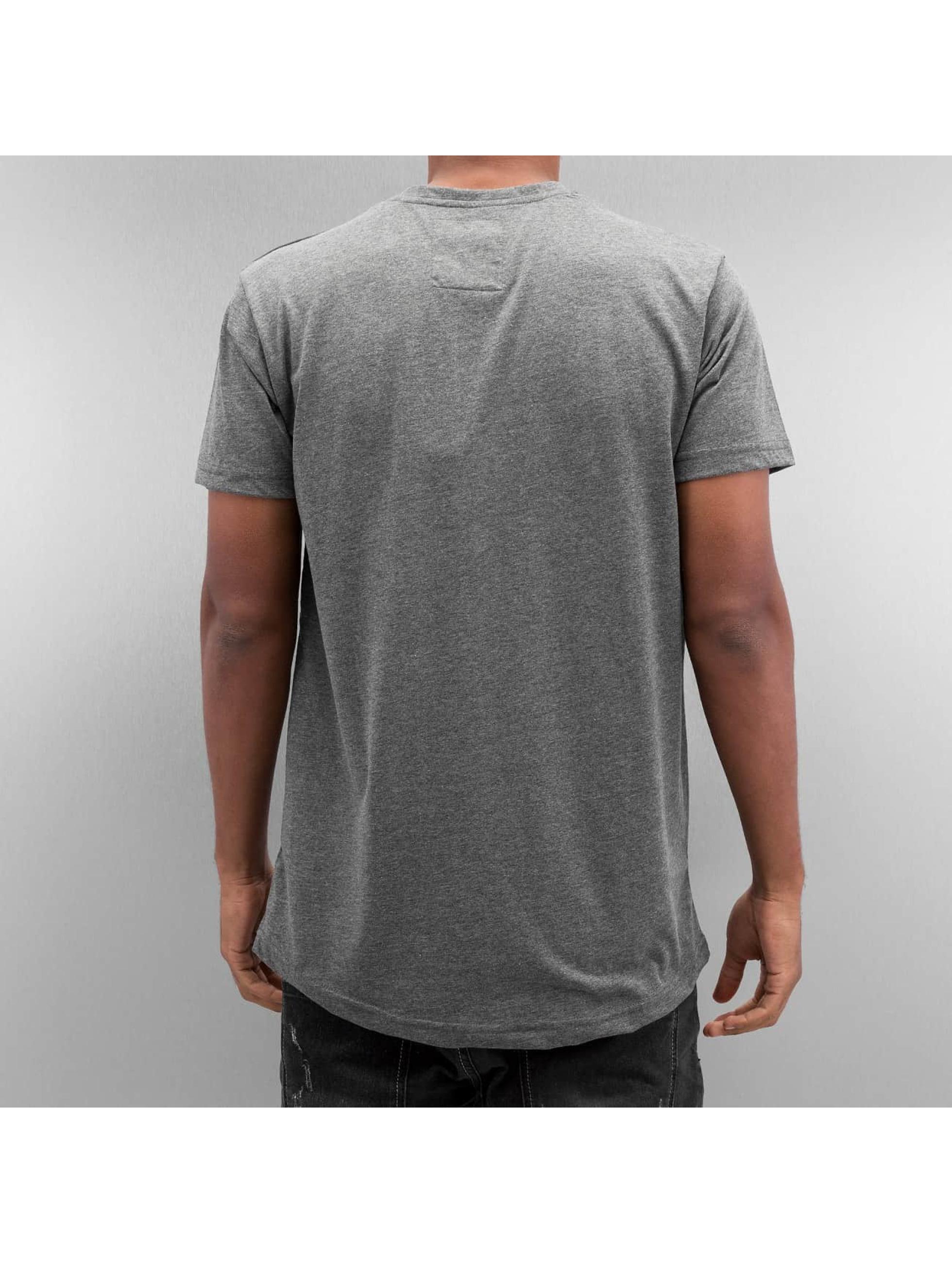 Just Rhyse T-Shirt Stars schwarz