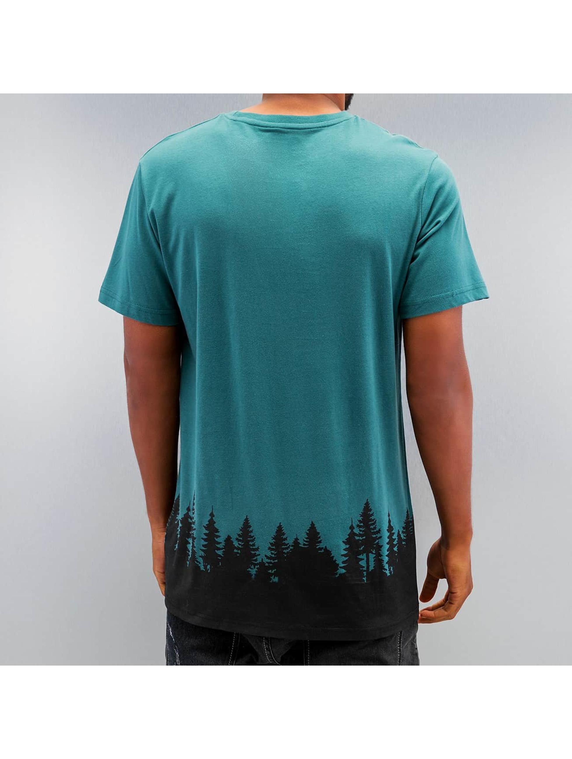 Just Rhyse T-Shirt Wood vert