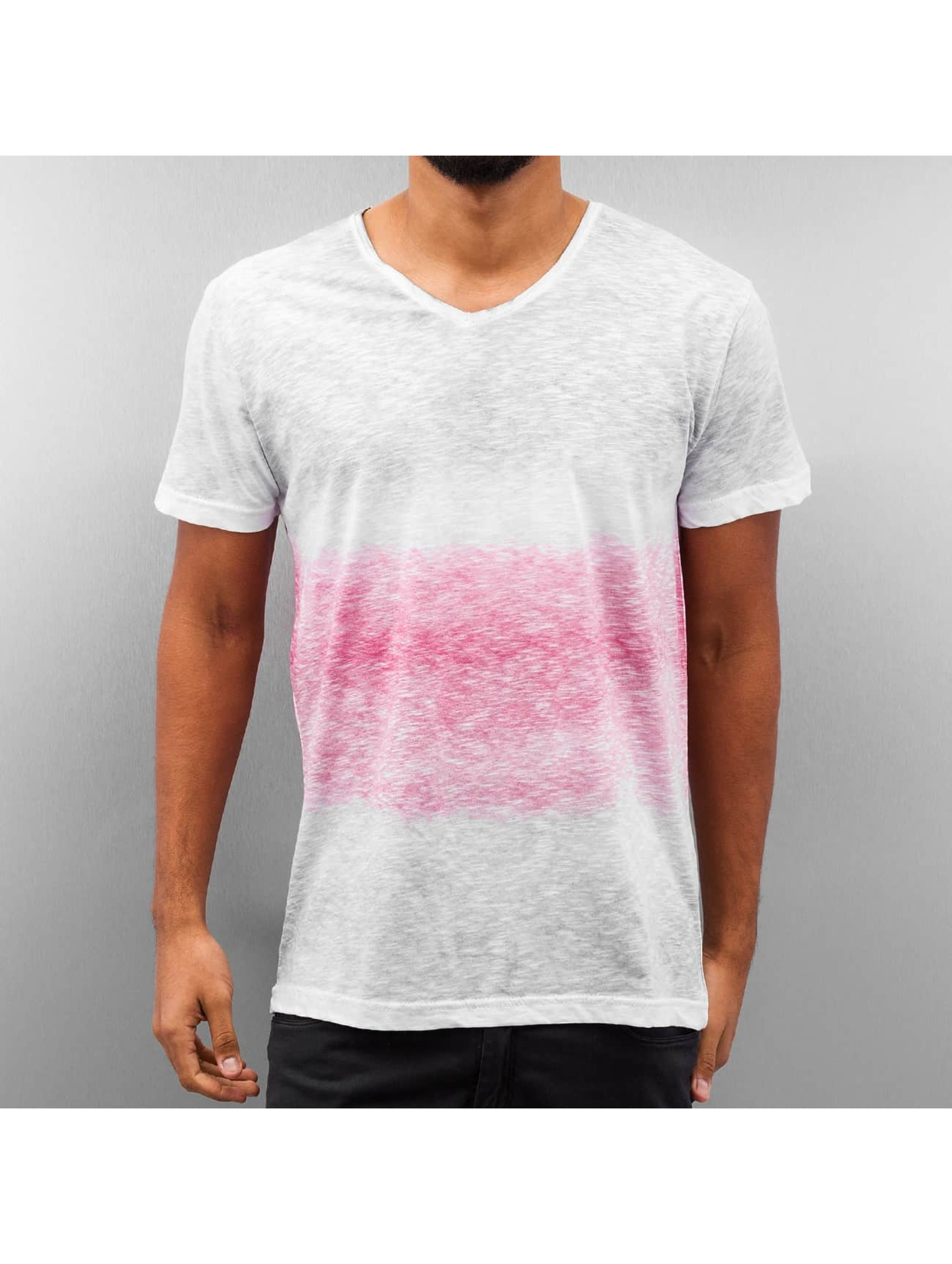 Just Rhyse T-shirt Melange vit