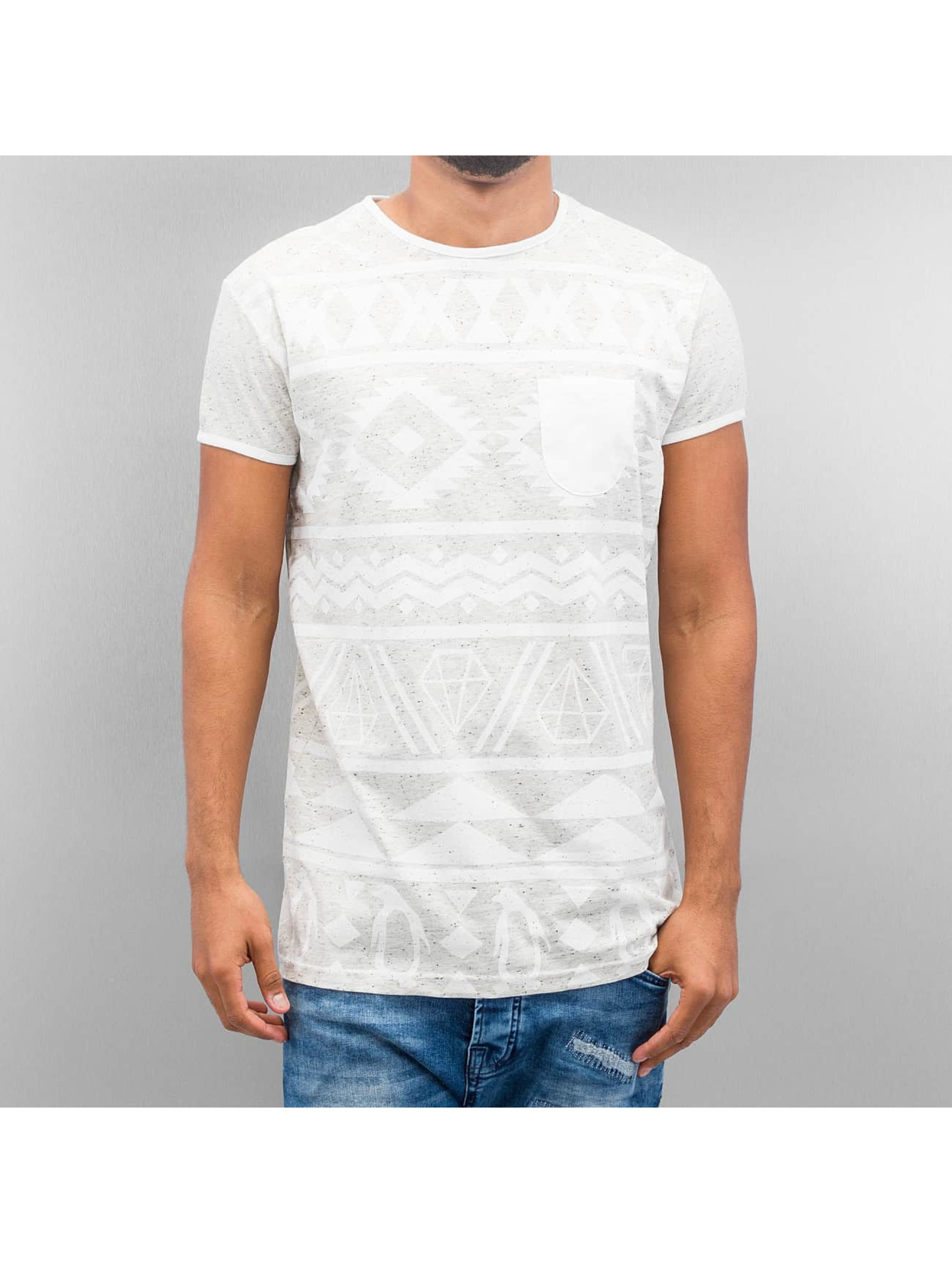 T-Shirt Penguin in weiß