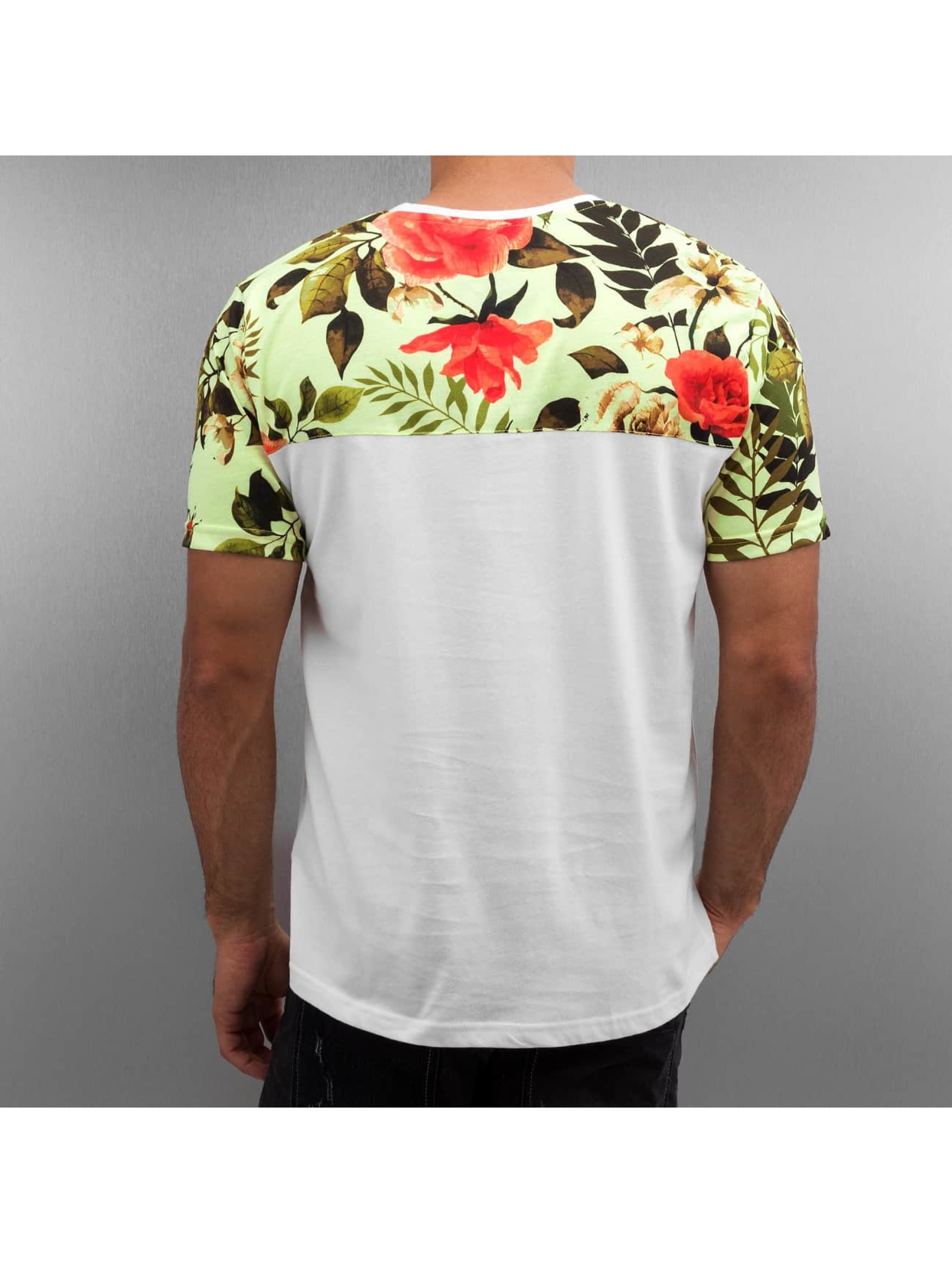 Just Rhyse t-shirt Rose wit