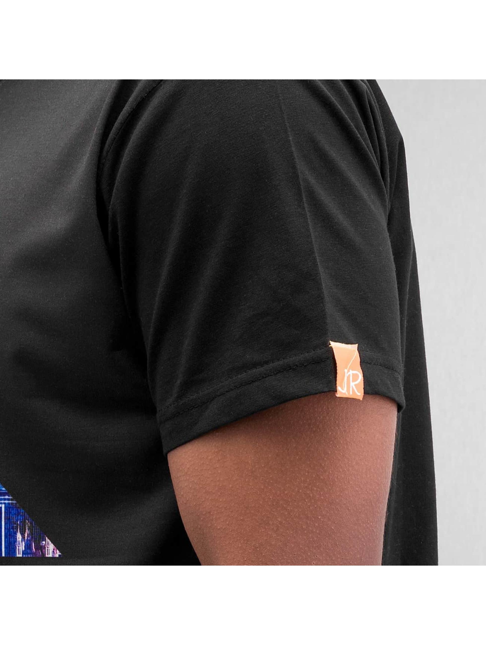 Just Rhyse t-shirt Big Ben zwart