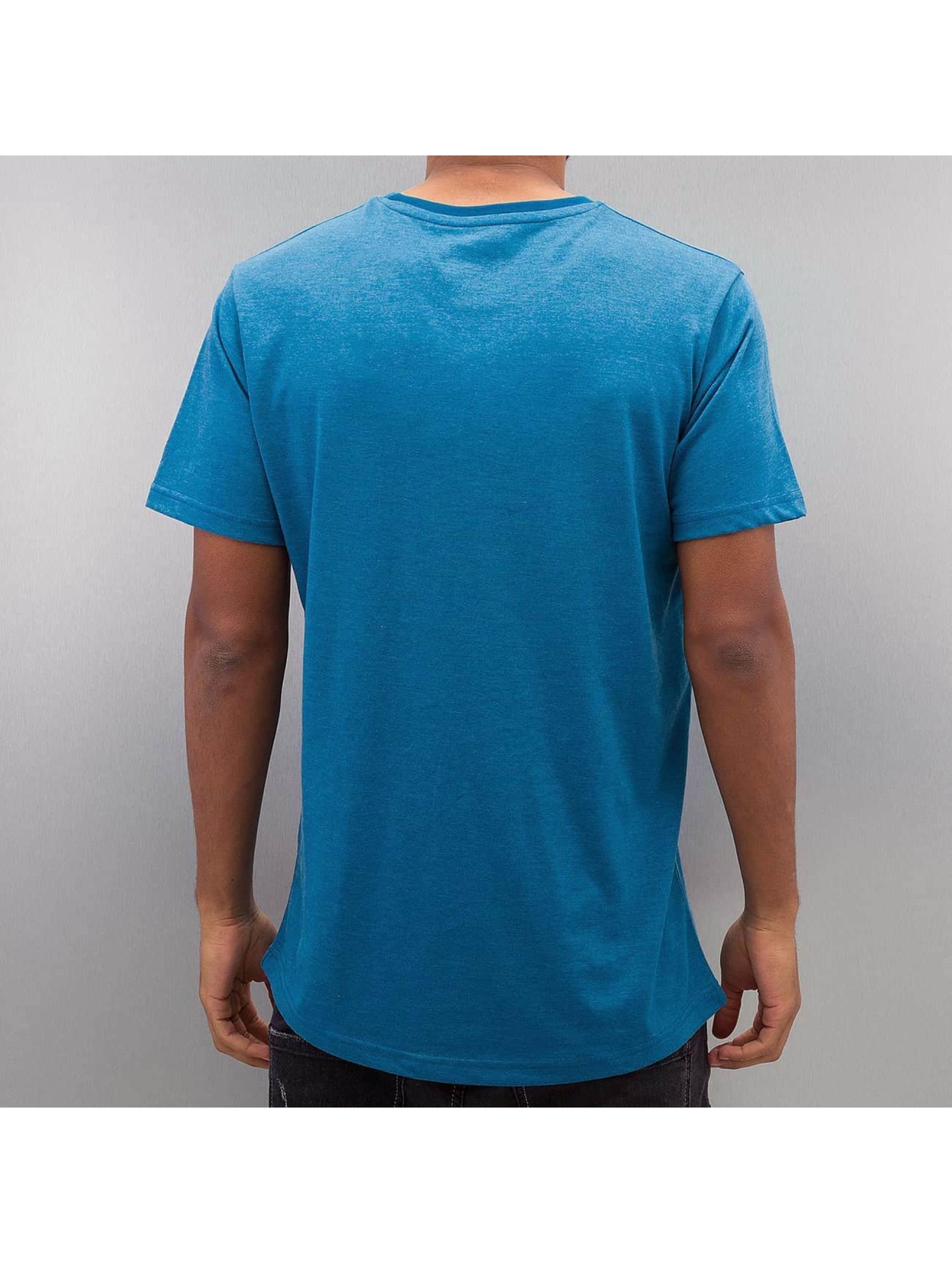 Just Rhyse T-skjorter Snow blå