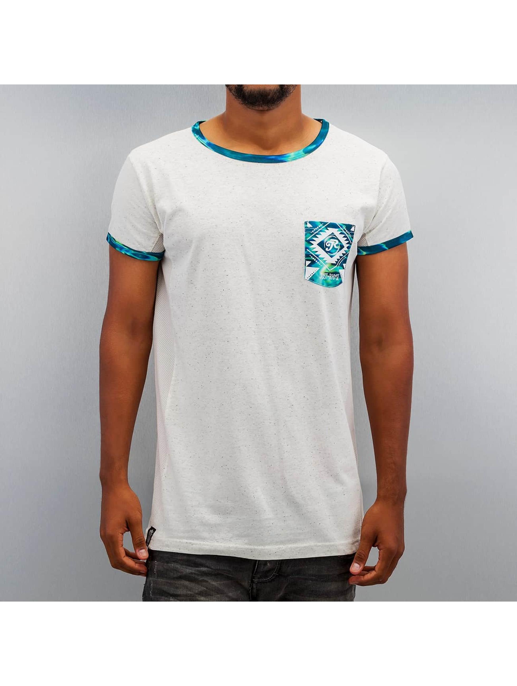 Just Rhyse T-skjorter Mesh hvit