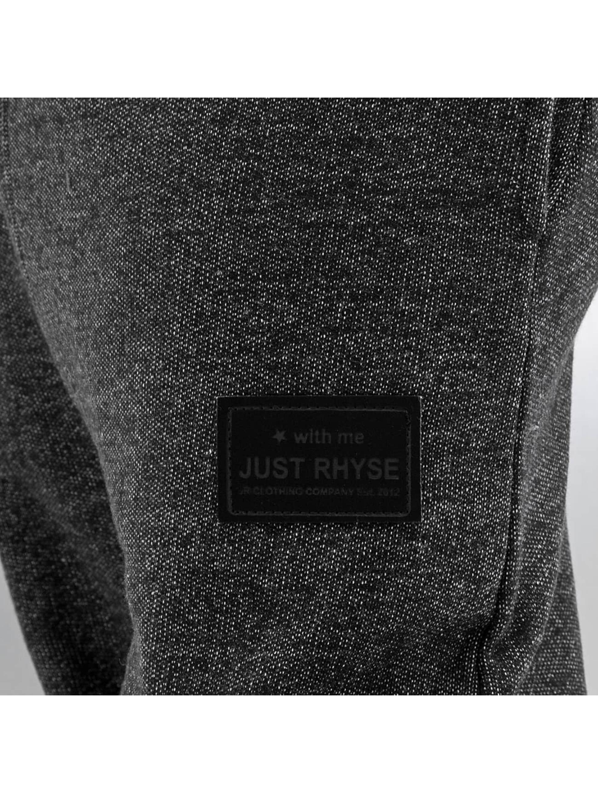Just Rhyse Verryttelyhousut Pure musta