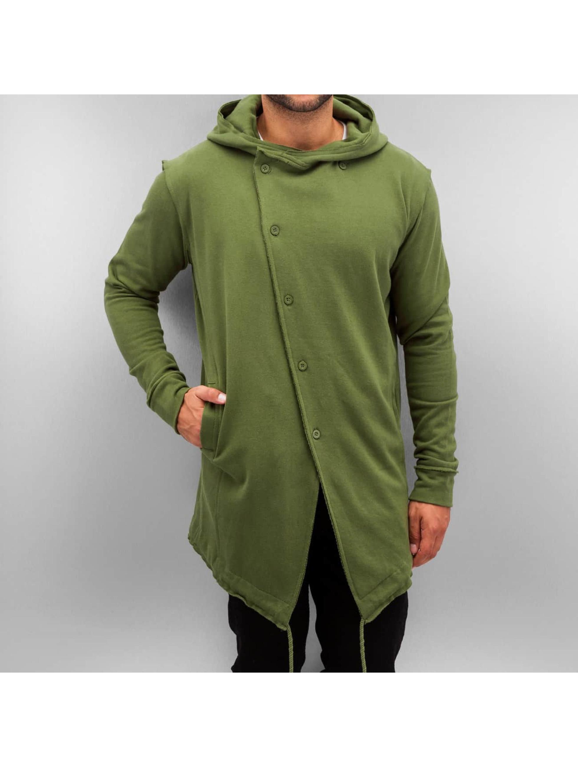 Just Rhyse vest Era olijfgroen